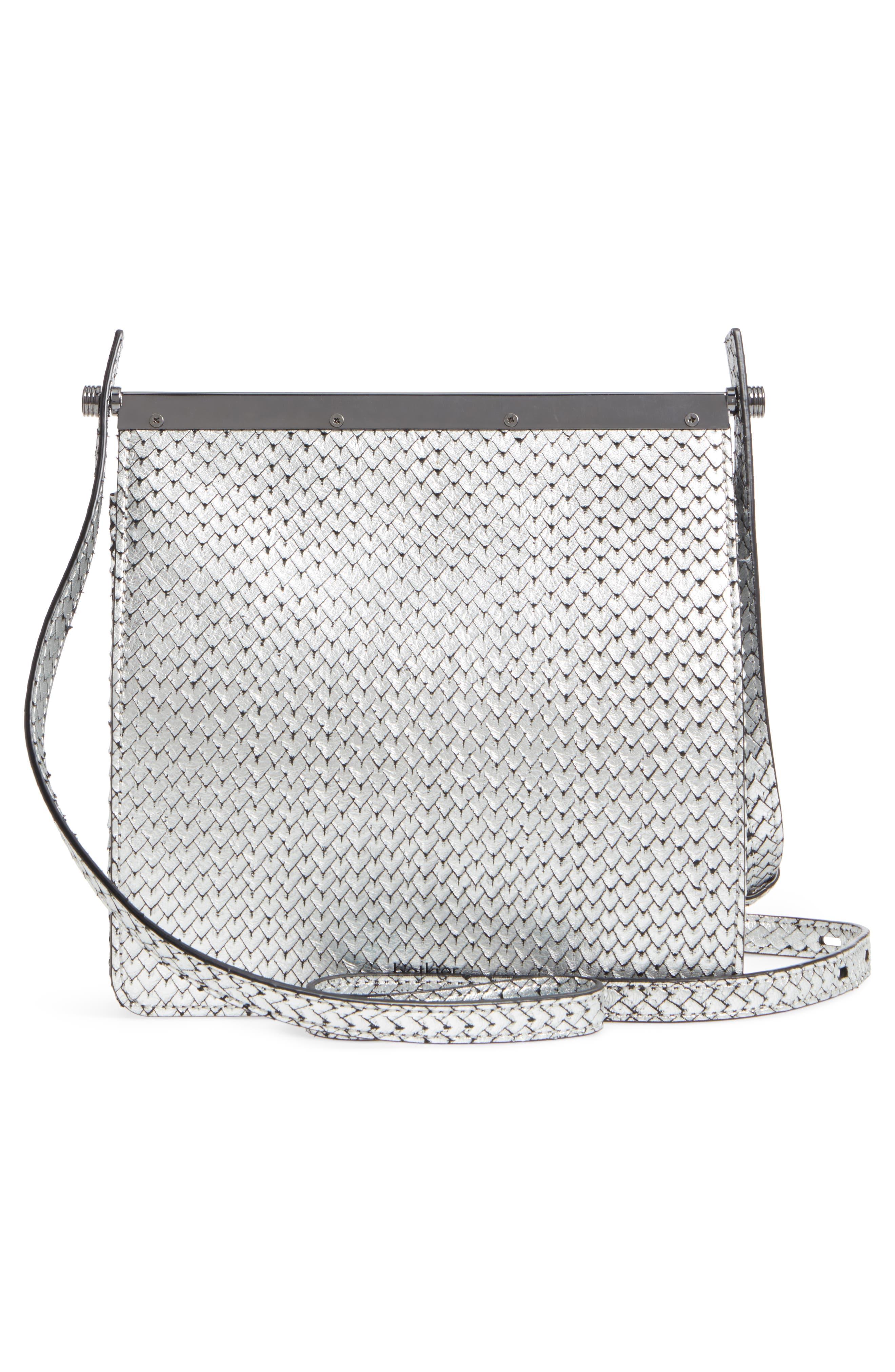 Alternate Image 3  - Botkier Crawford Calfskin Leather Crossbody Bag