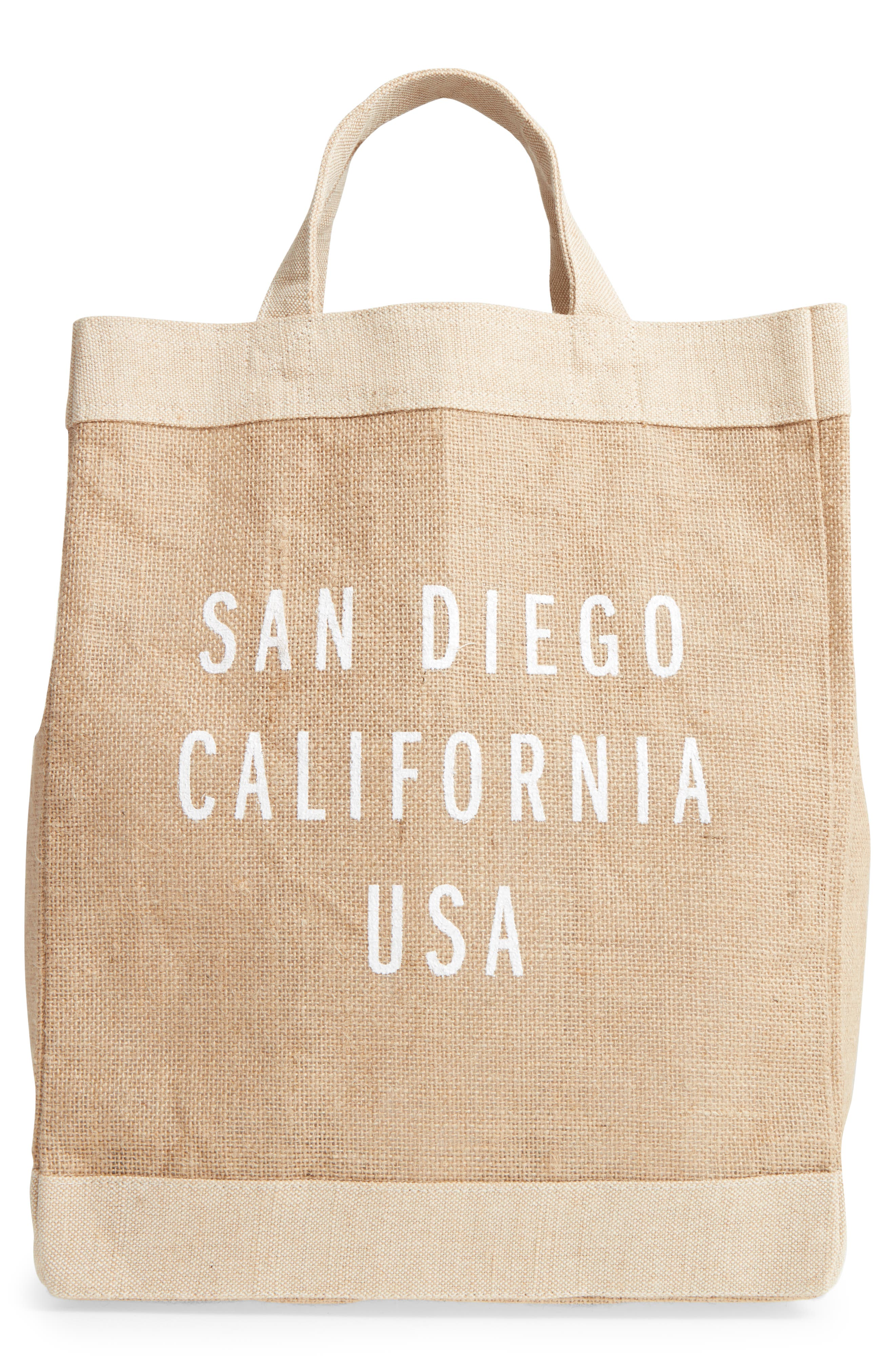Alternate Image 1 Selected - Apolis San Diego Simple Market Bag