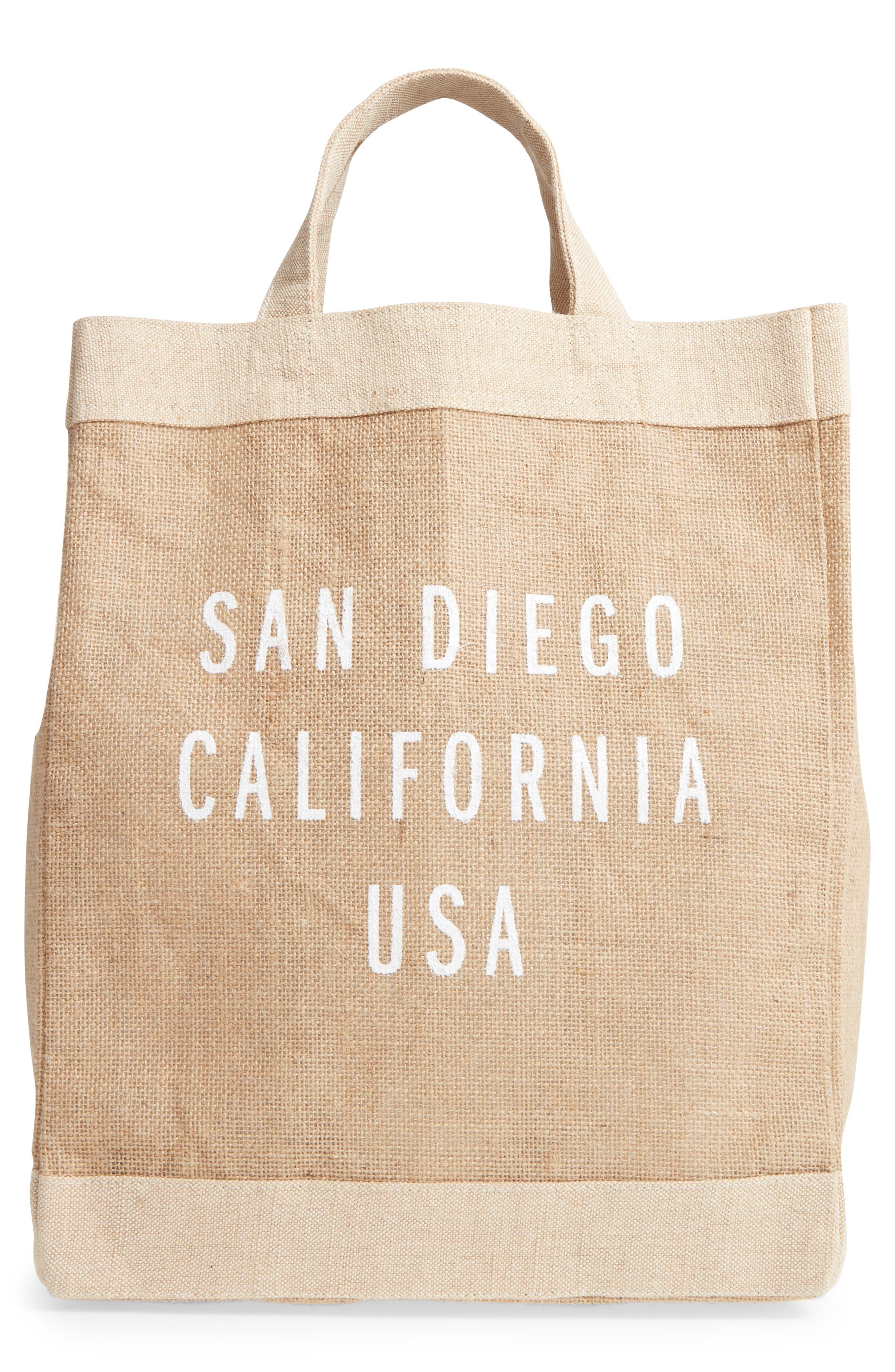 Apolis San Diego Simple Market Bag