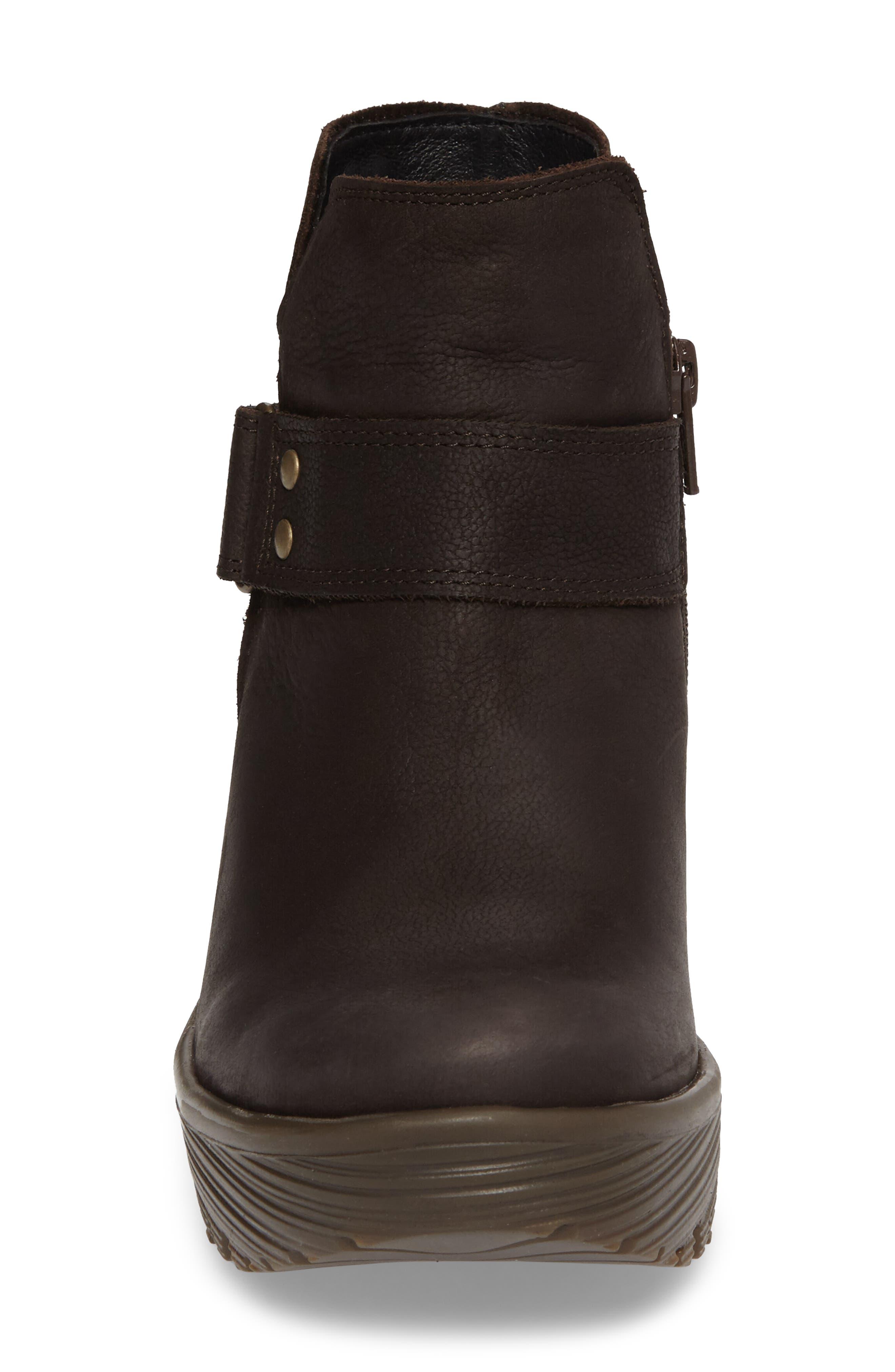 Alternate Image 4  - Fly London Yock Waterproof Gore-Tex® Wedge Boot (Women)