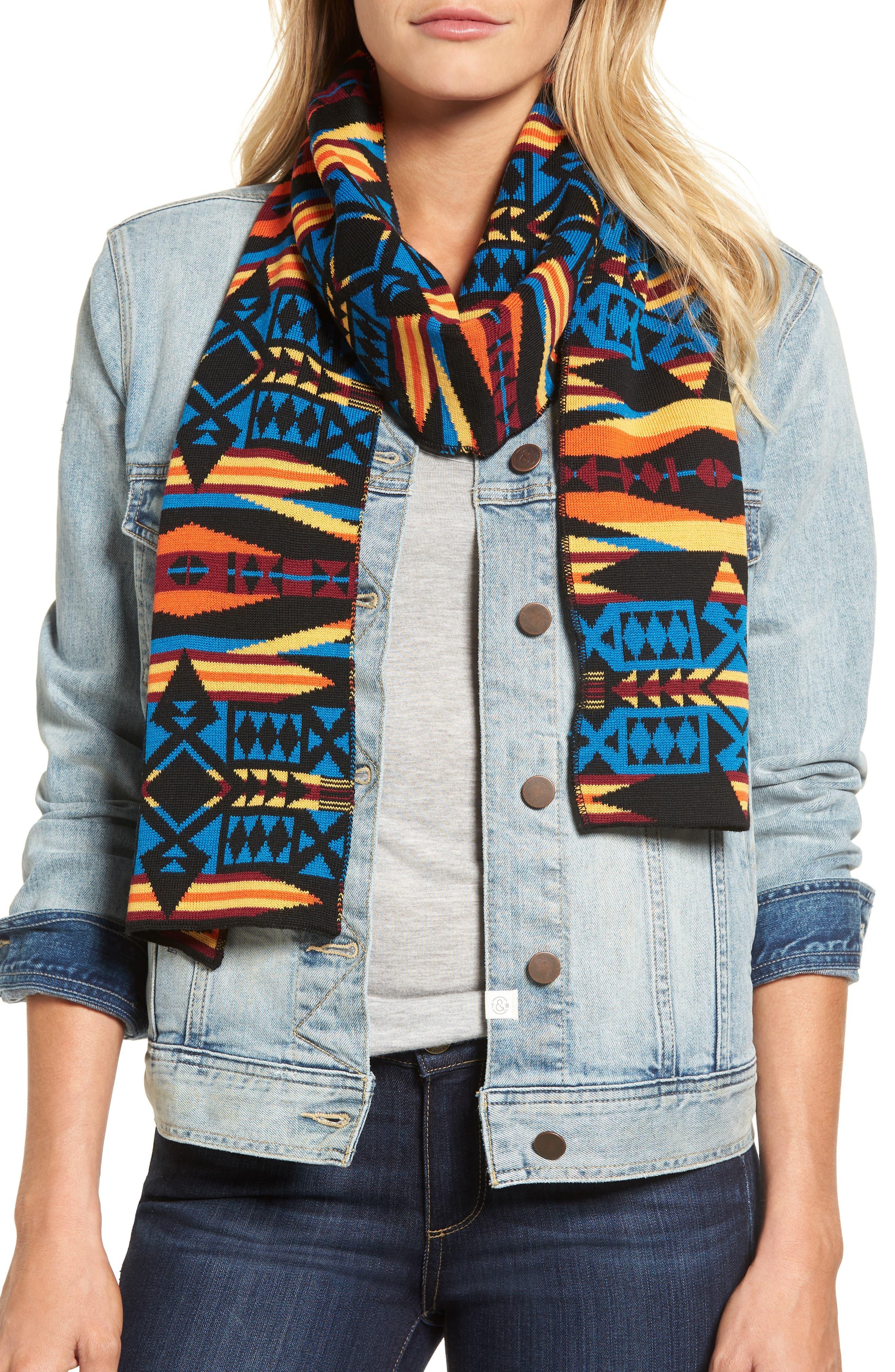 Main Image - Pendleton Merino Wool Muffler