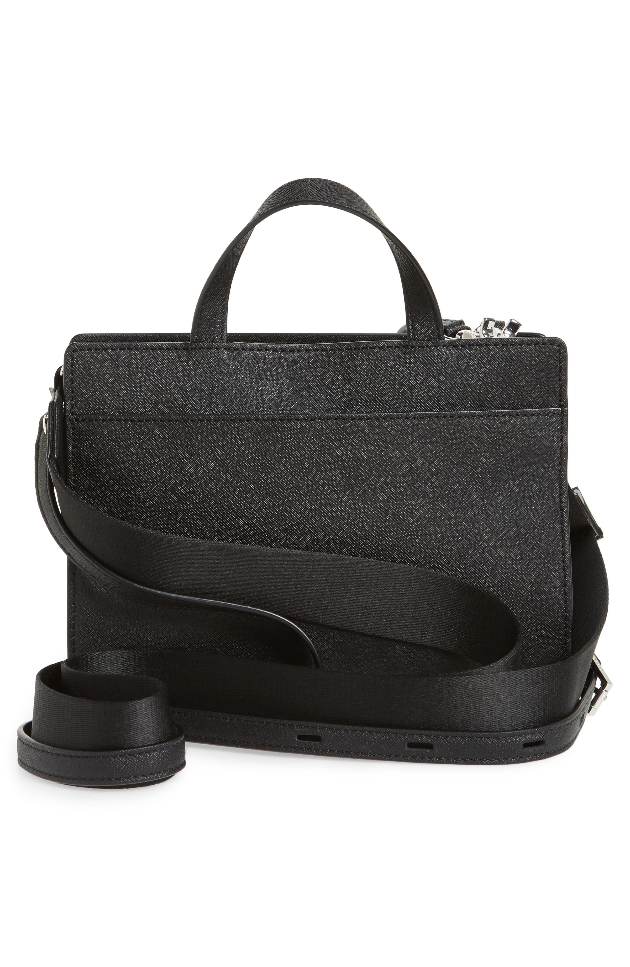 Alternate Image 3  - Botkier Jagger Leather Crossbody Bag
