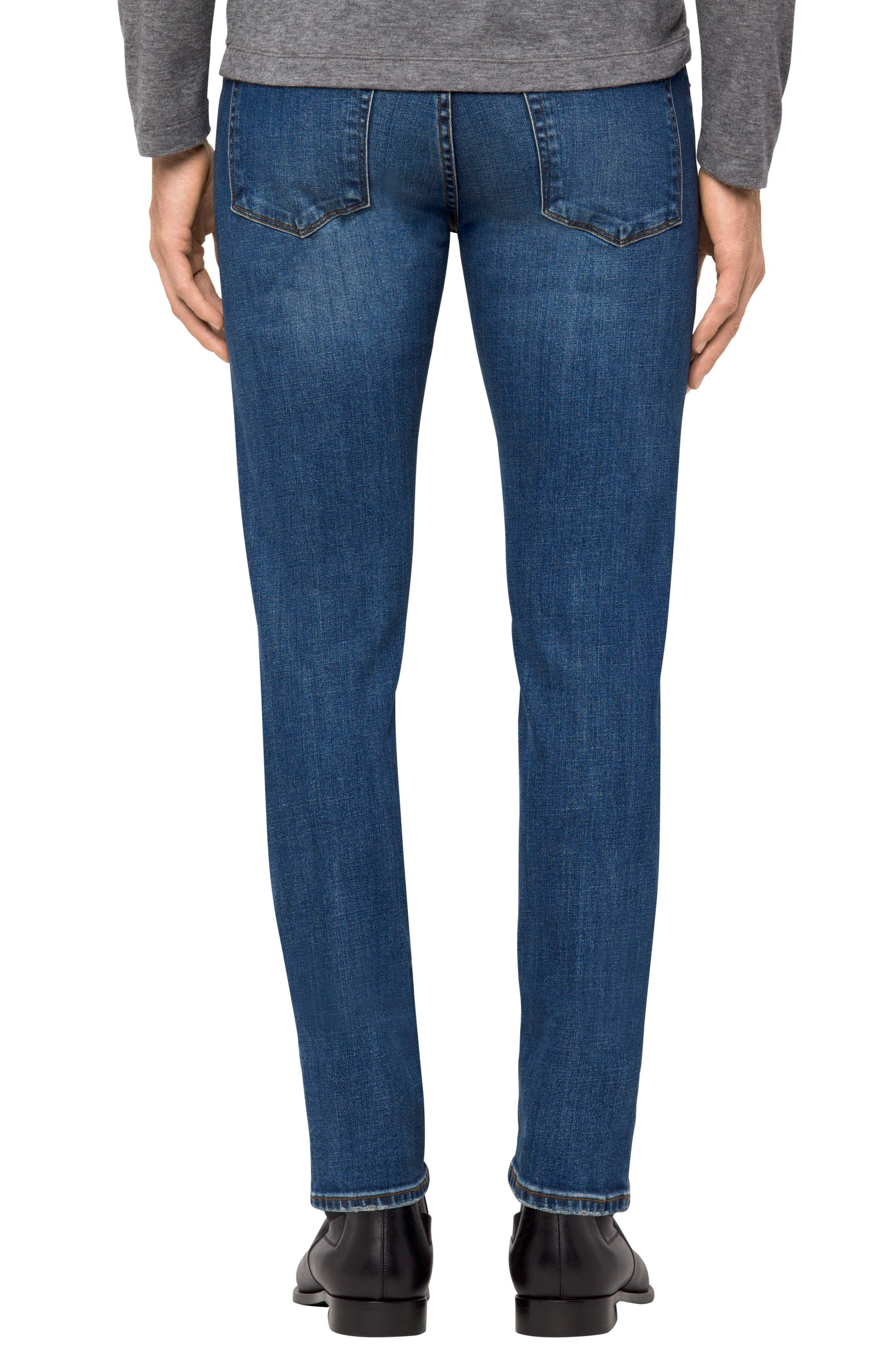 Alternate Image 2  - J Brand Tyler Slim Fit Jeans (Flintridge)