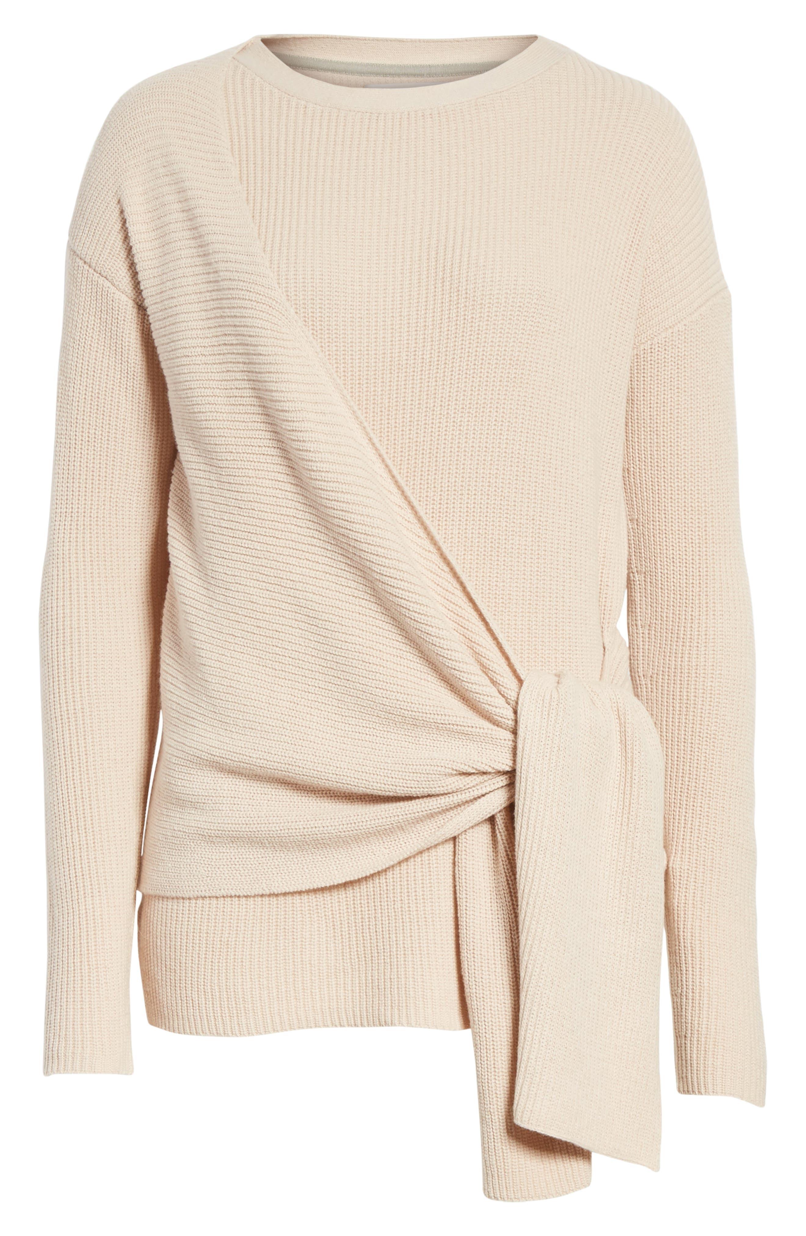 Alternate Image 6  - Brochu Walker Greys Wrap Sweater