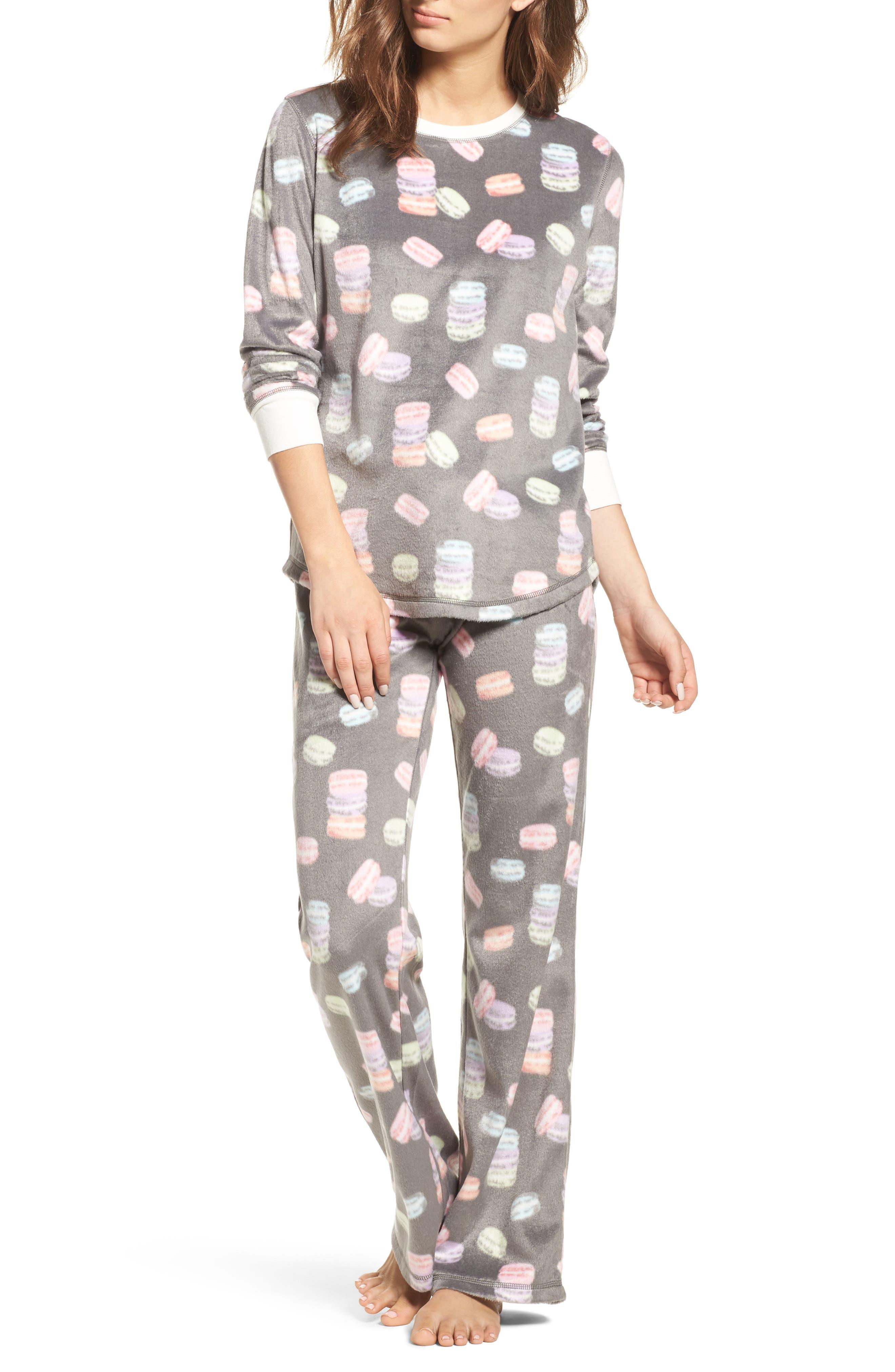 Main Image - PJ Salvage Polar Fleece Pajamas