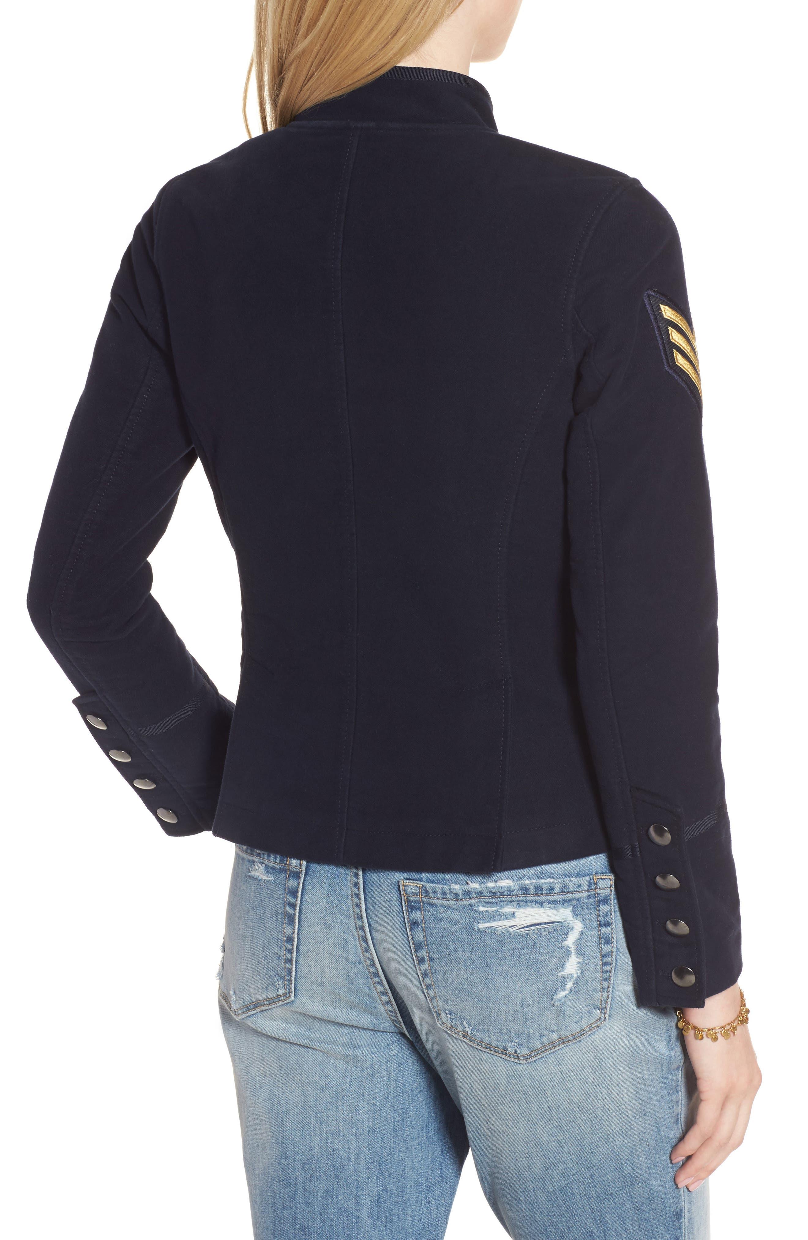 Alternate Image 2  - Treasure & Bond Officers Jacket