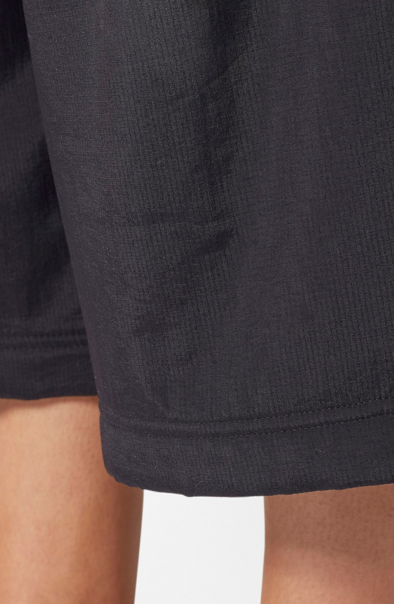 Originals Long Culottes,                             Alternate thumbnail 5, color,                             Black