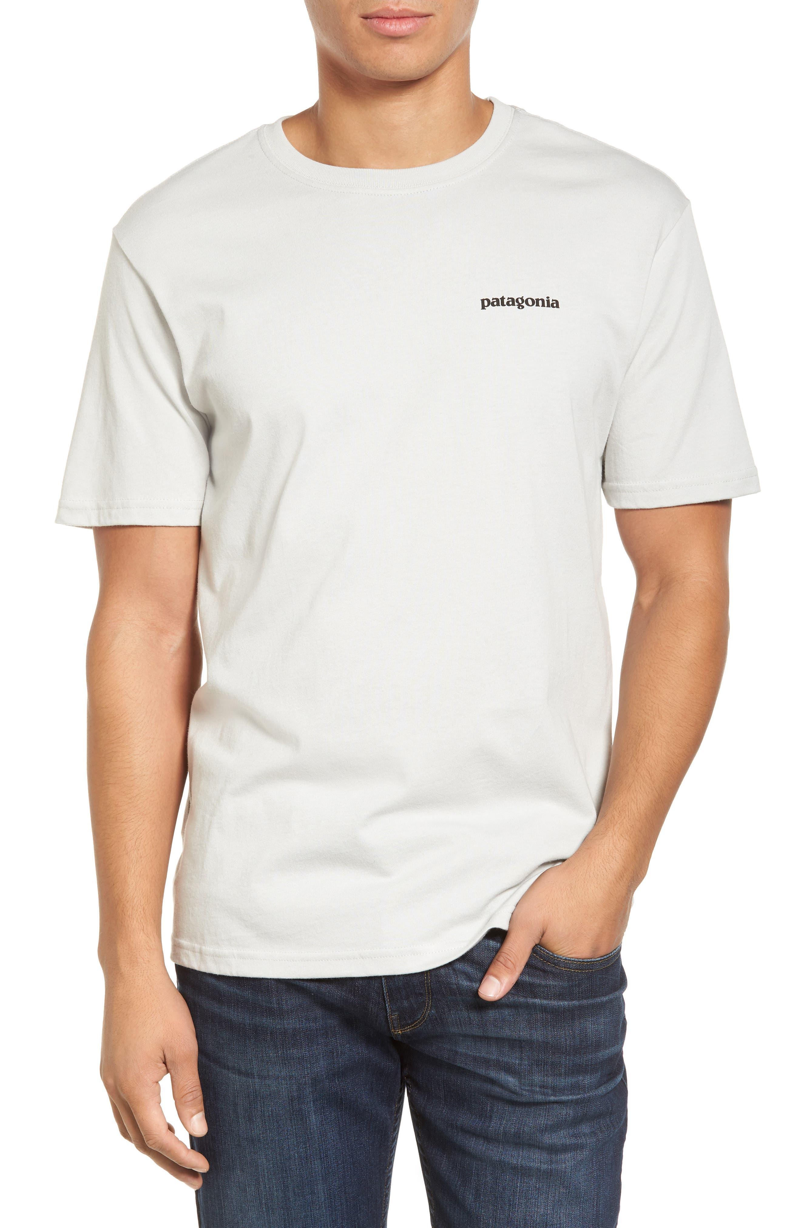 Main Image - Patagonia 'Trout Fitz Roy' Organic Cotton T-Shirt