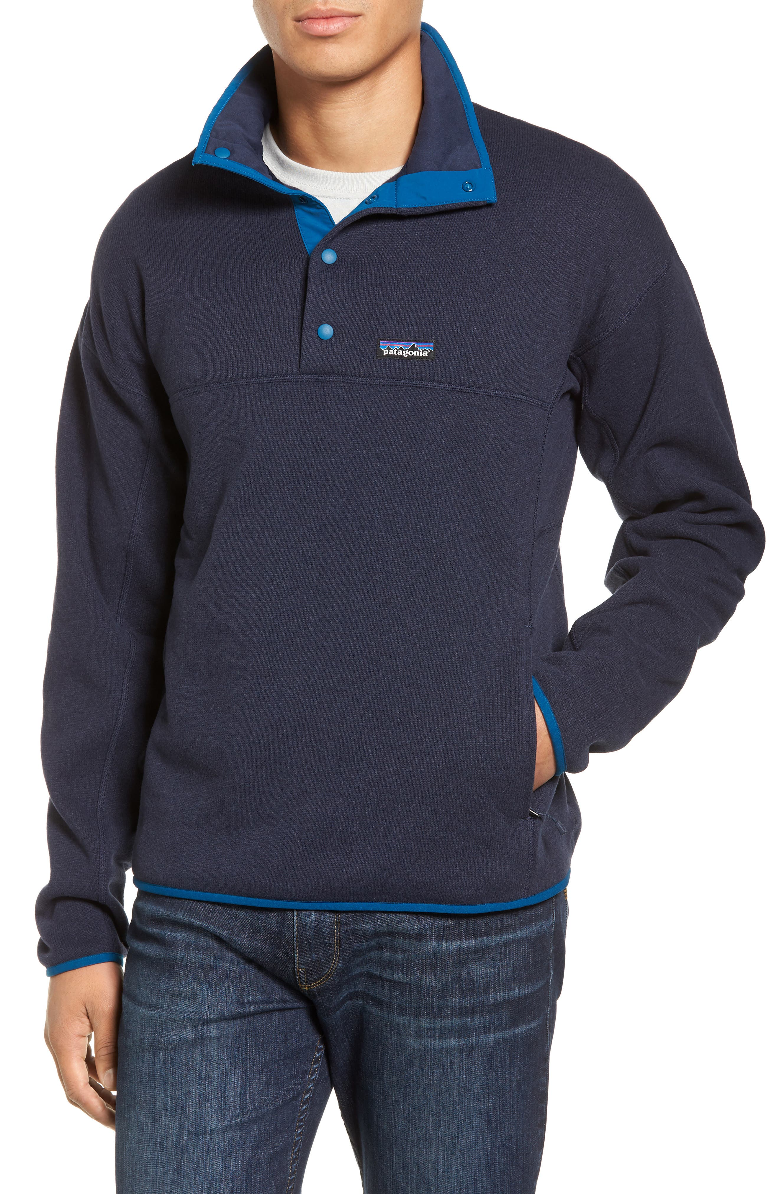Main Image - Patagonia Lightweight Better Sweater Pullover