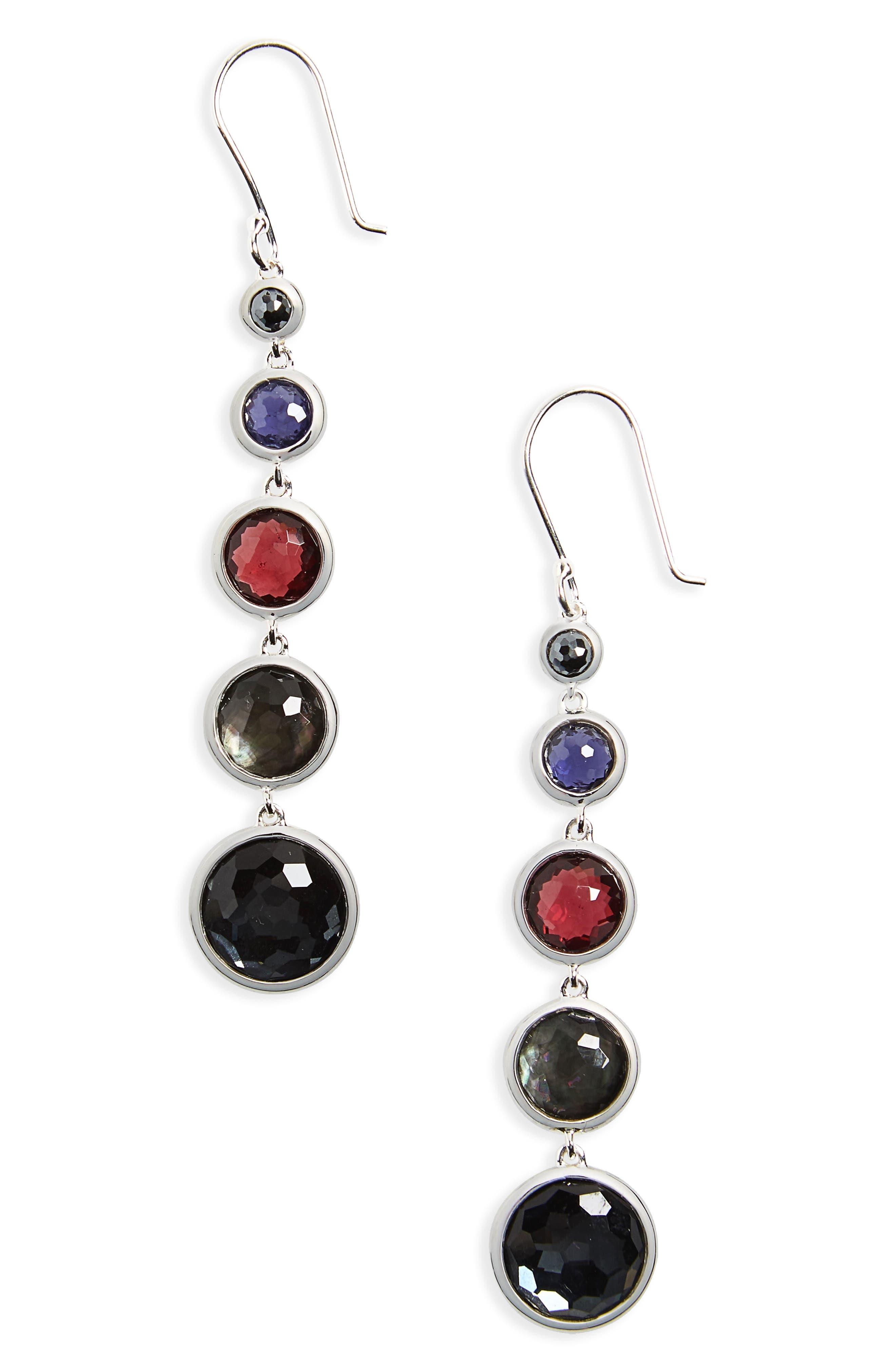 Alternate Image 1 Selected - Ippolita Semiprecious Stone Drop Earrings