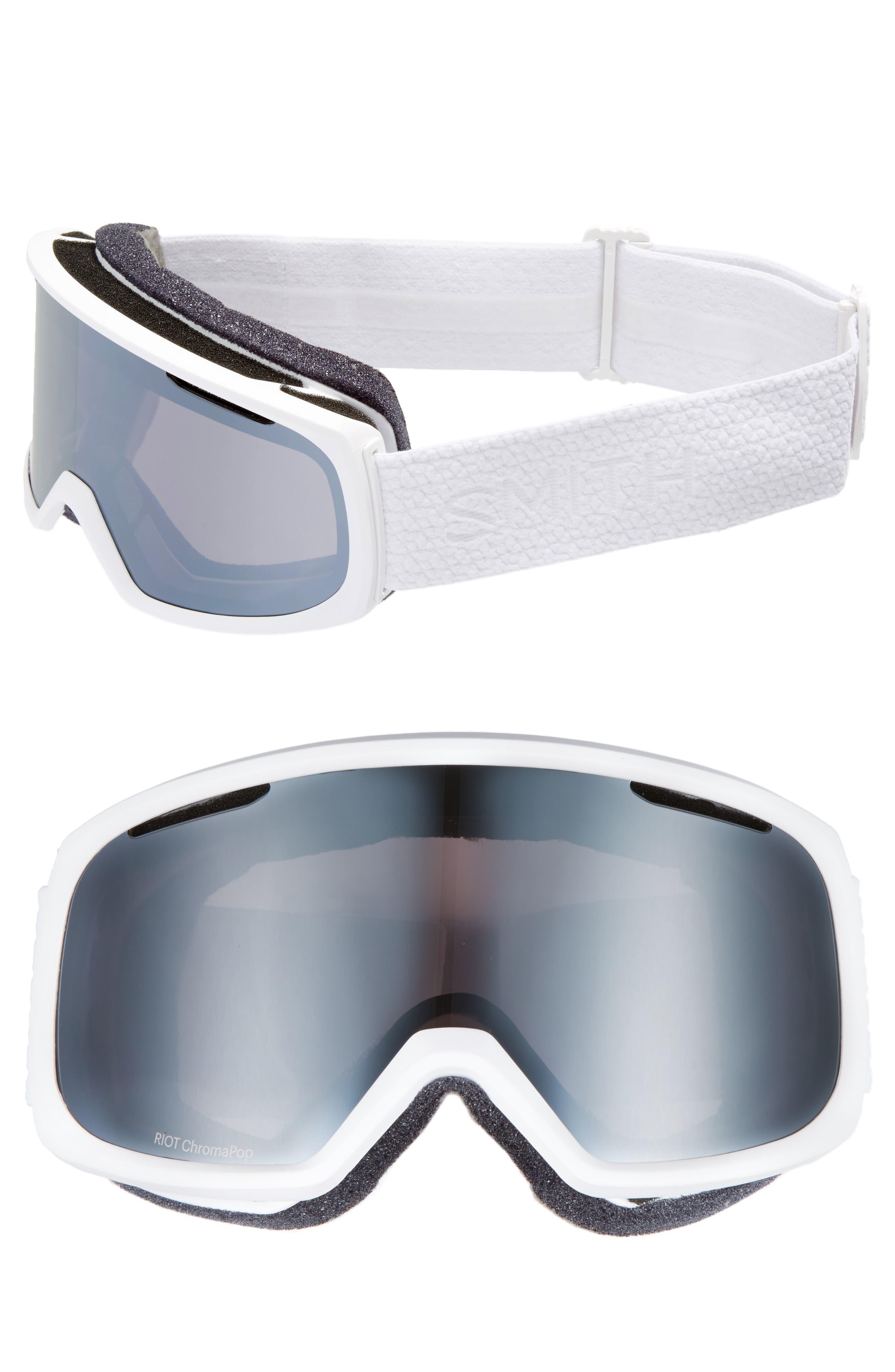 Smith Riot Chromapop Snow/Ski Goggles