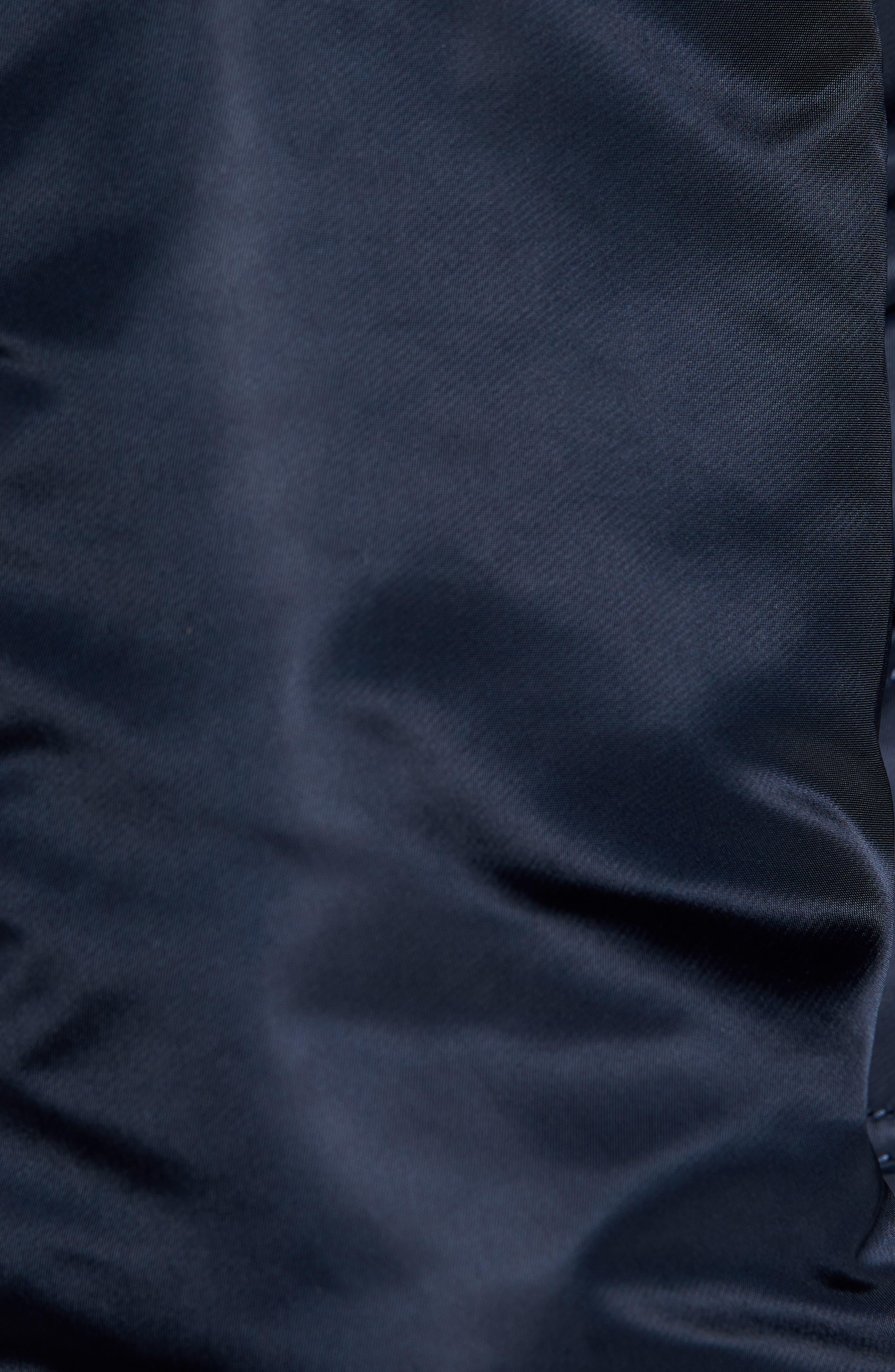 CWO 45/P Storm Cruise Jacket,                             Alternate thumbnail 5, color,                             Replica Blue