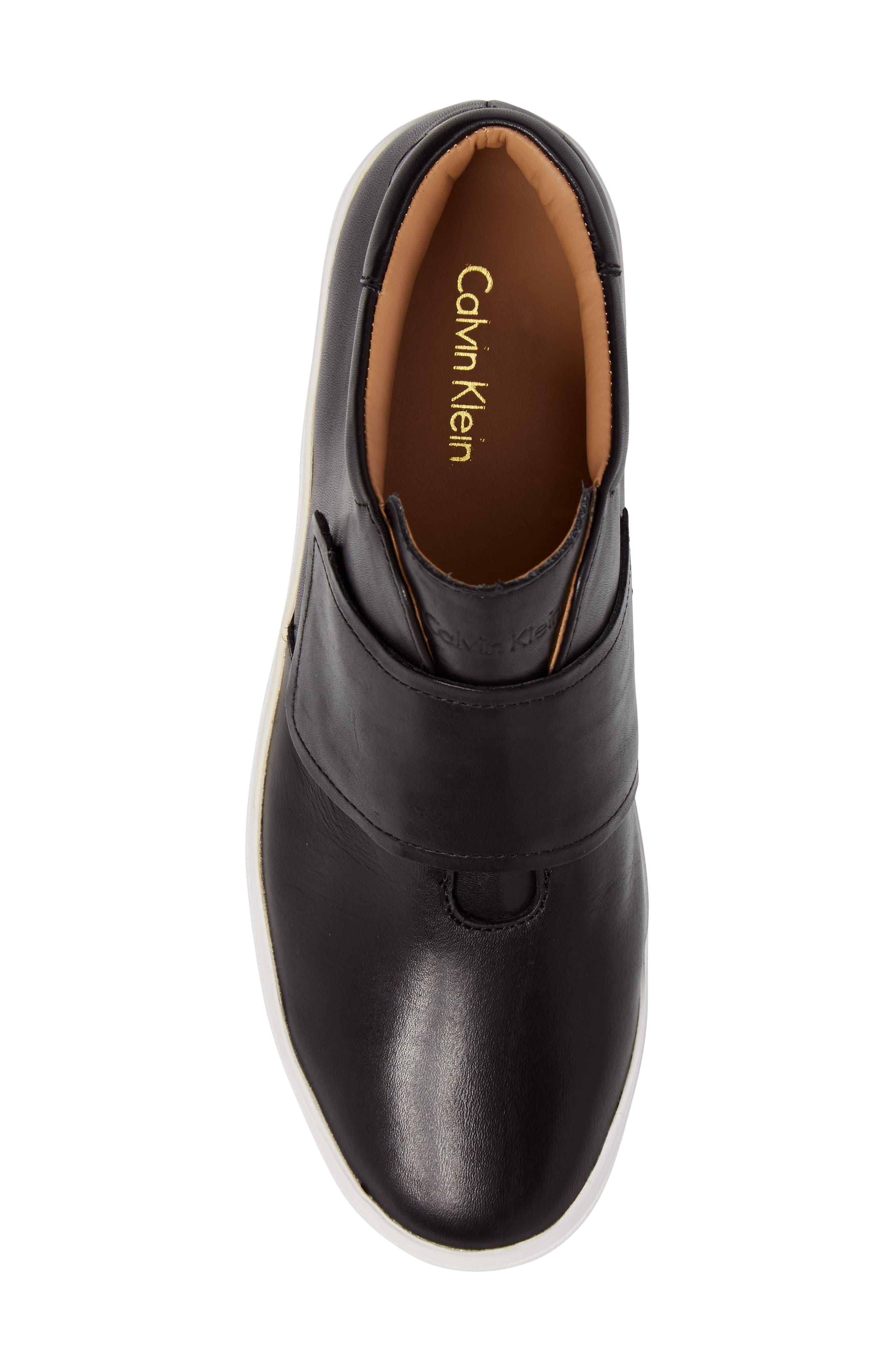 Alternate Image 5  - Calvin Klein Jessamine Platform Sneaker (Women)