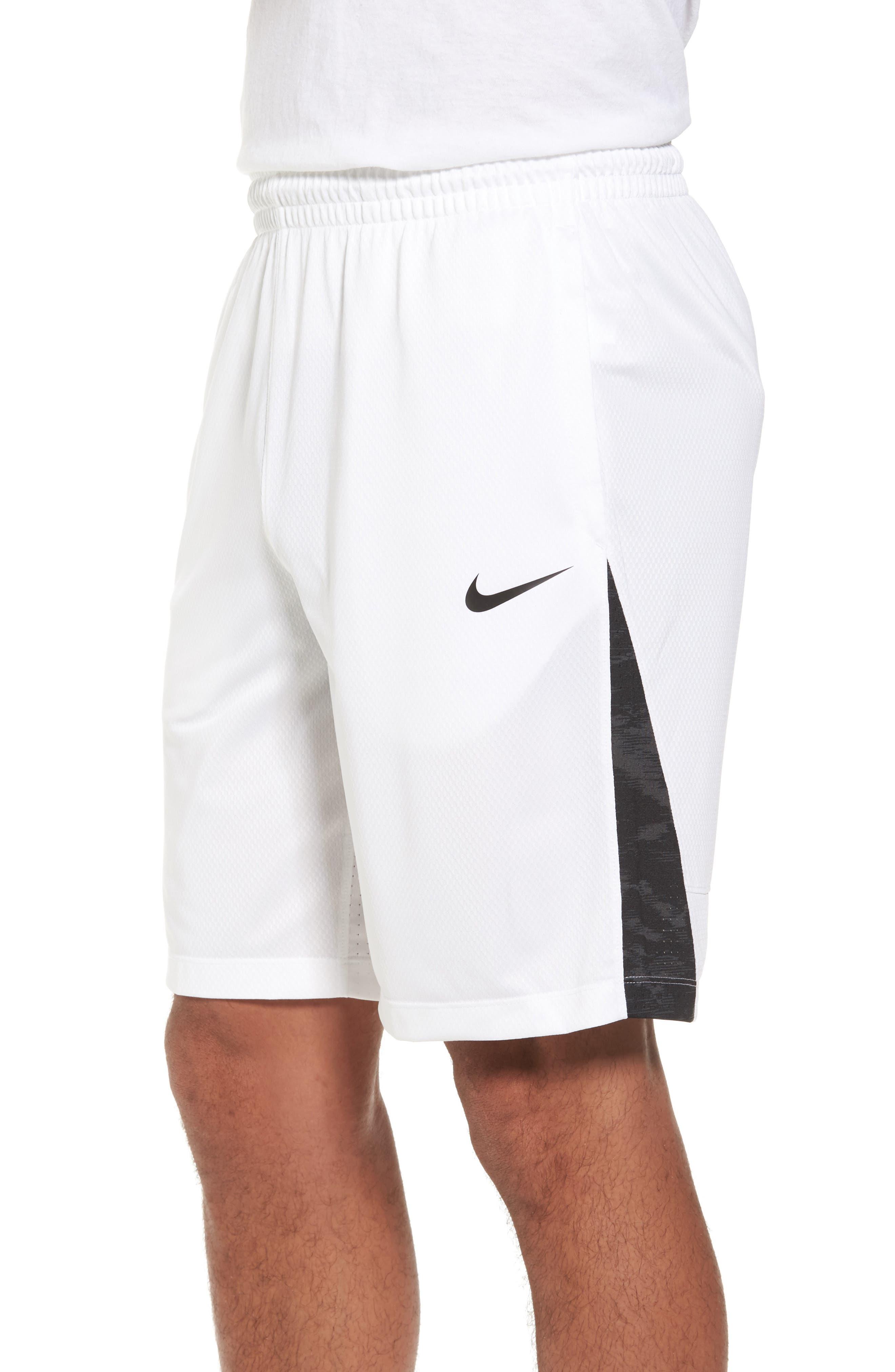 Alternate Image 3  - Nike Basketball Shorts