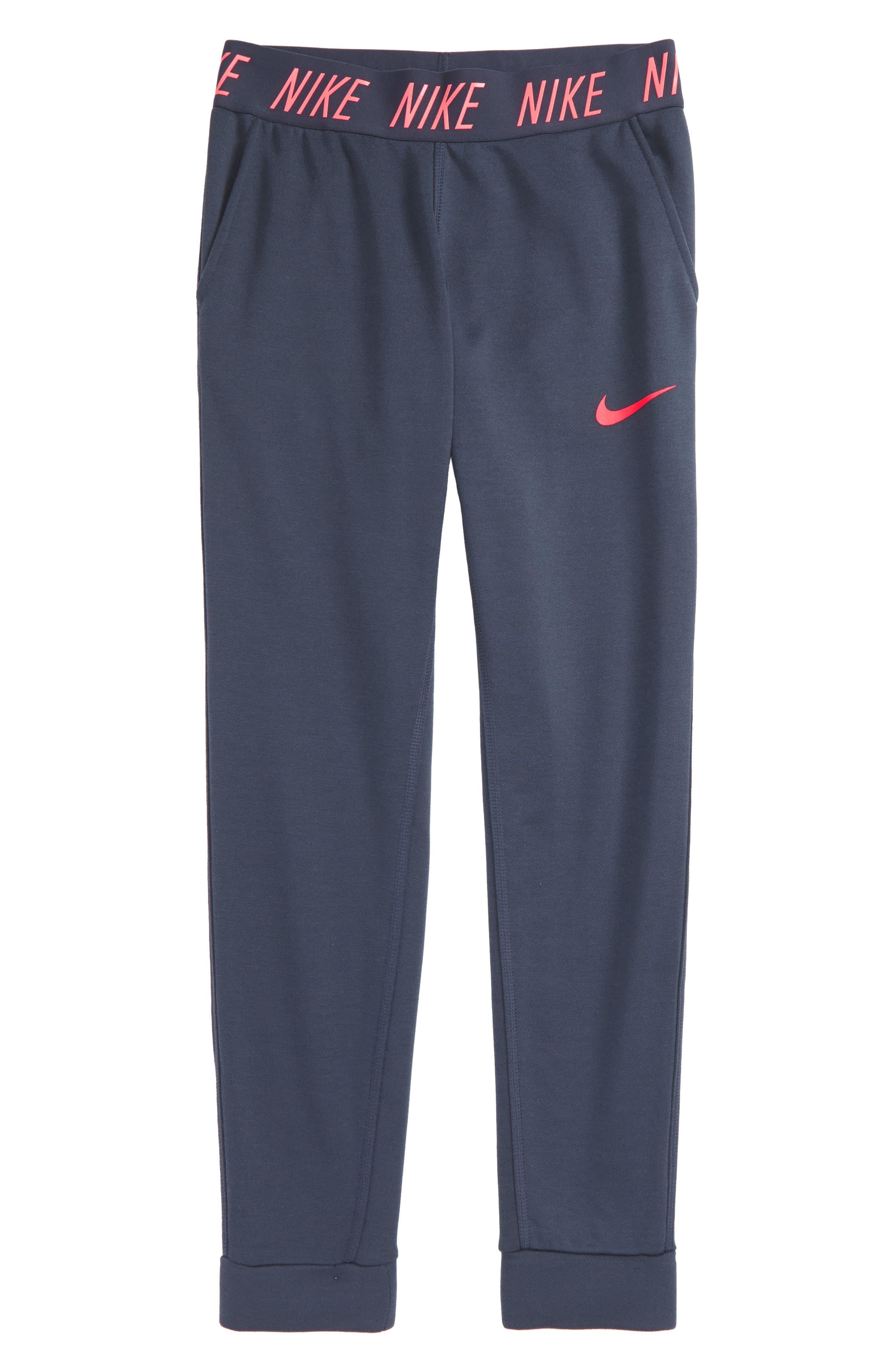 Nike Dry Core Studio Training Pants (Big Girls)