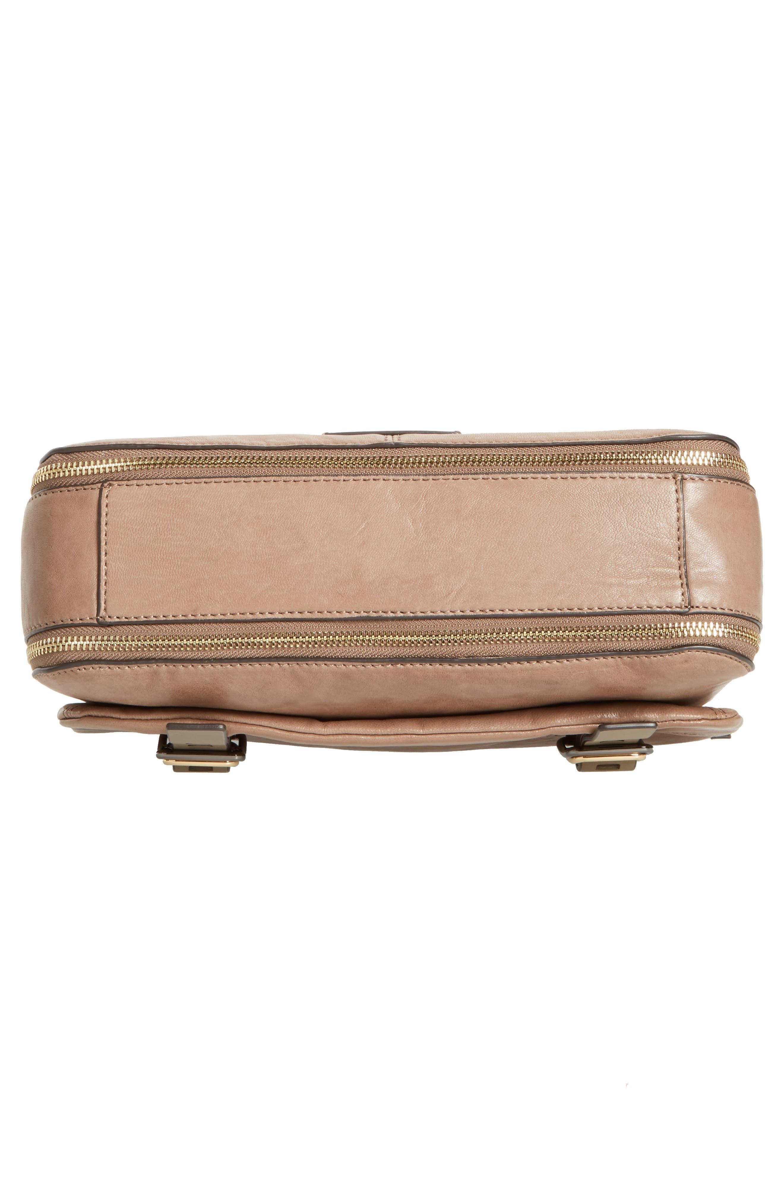 Alternate Image 5  - Vince Camuto Delos Leather Messenger Bag (Nordstrom Exclusive)