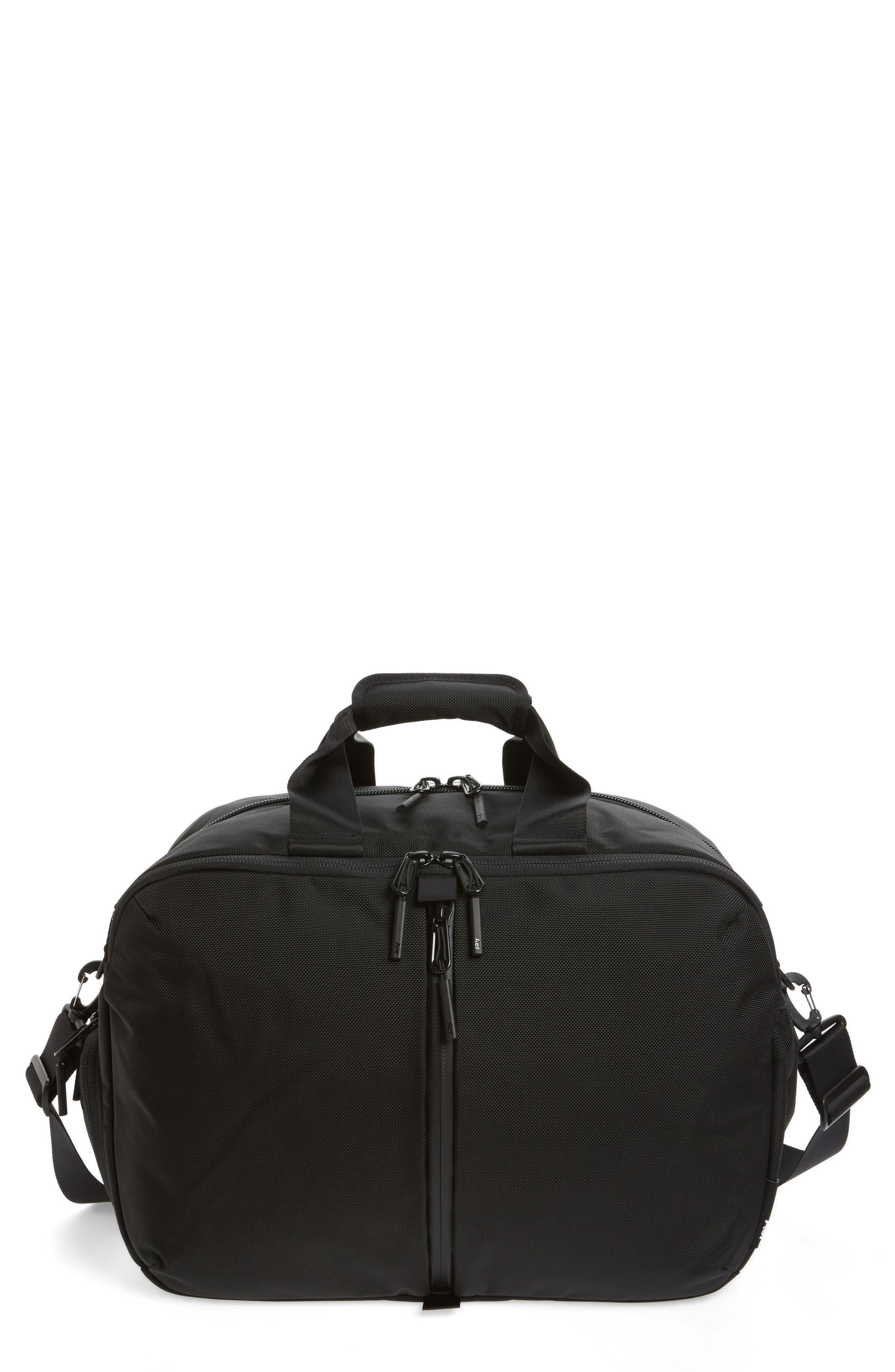 Gym Duffel 2 Bag,                             Main thumbnail 1, color,                             Black