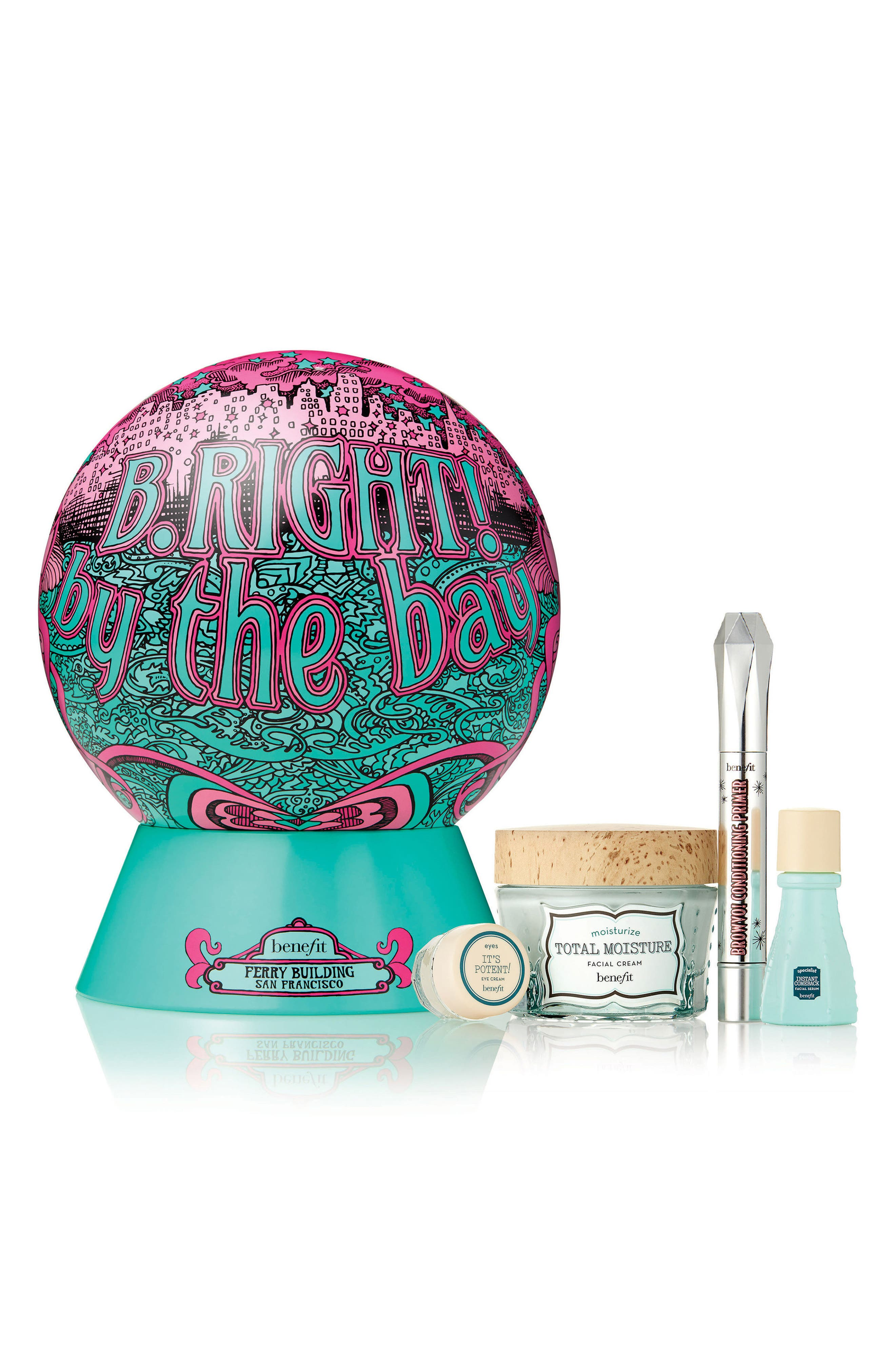 Main Image - Benefit Merry & Oh So B.Right by the Bay Set ($84 Value)