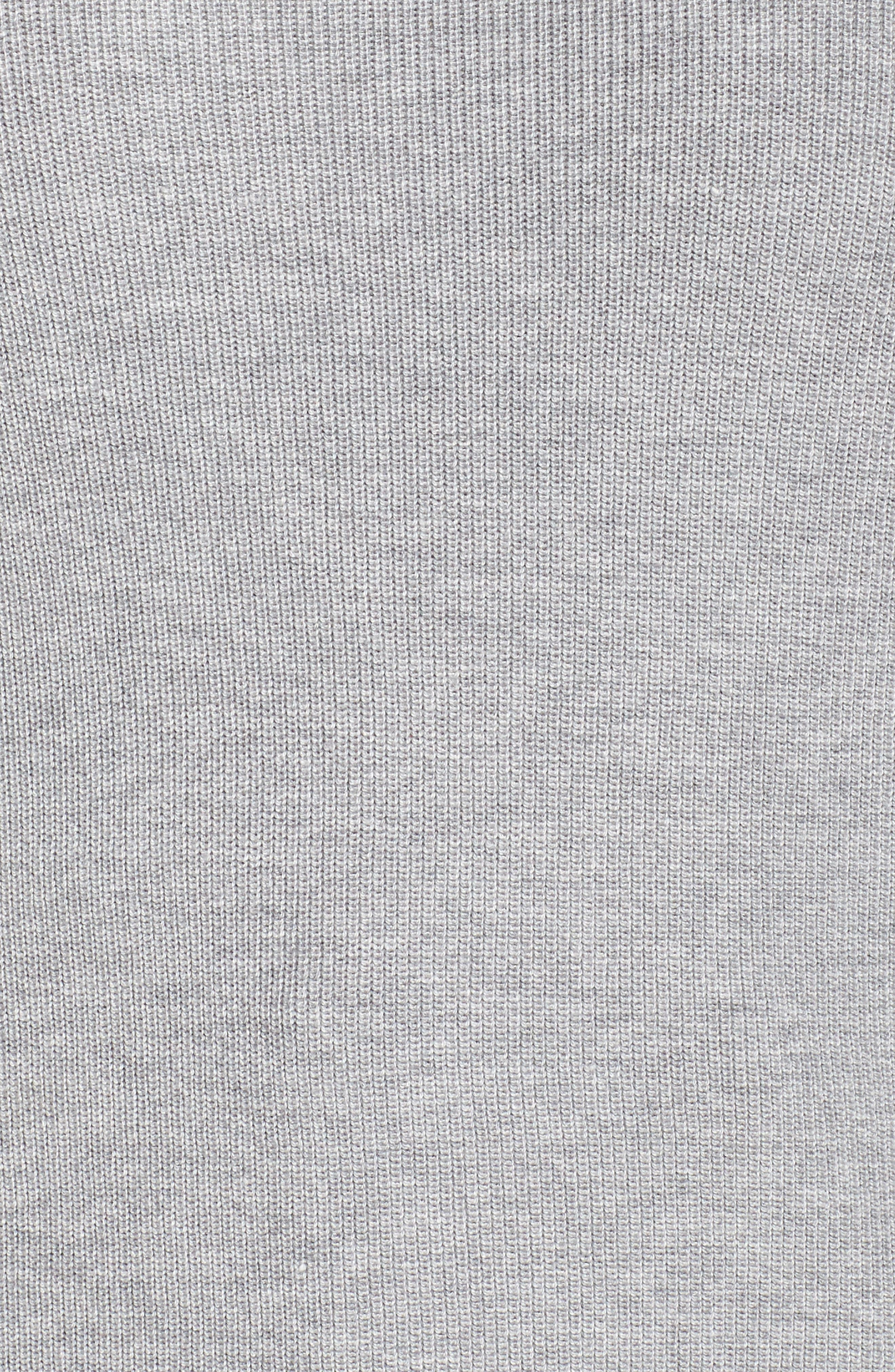 Alternate Image 5  - Sejour Lace-Up Pullover (Plus Size)