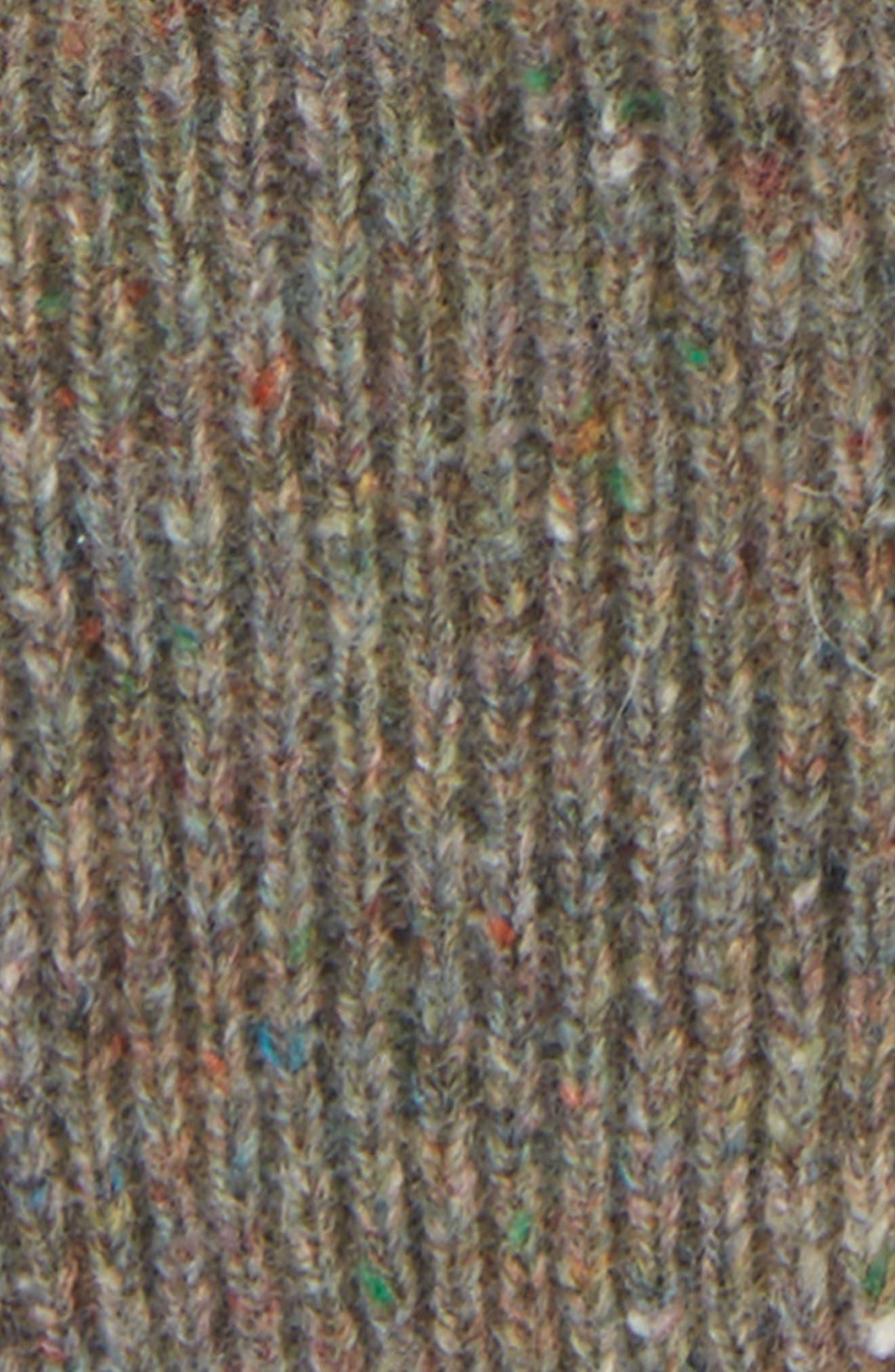 Alternate Image 2  - Madewell Skrallan Cuffed Wool Beanie