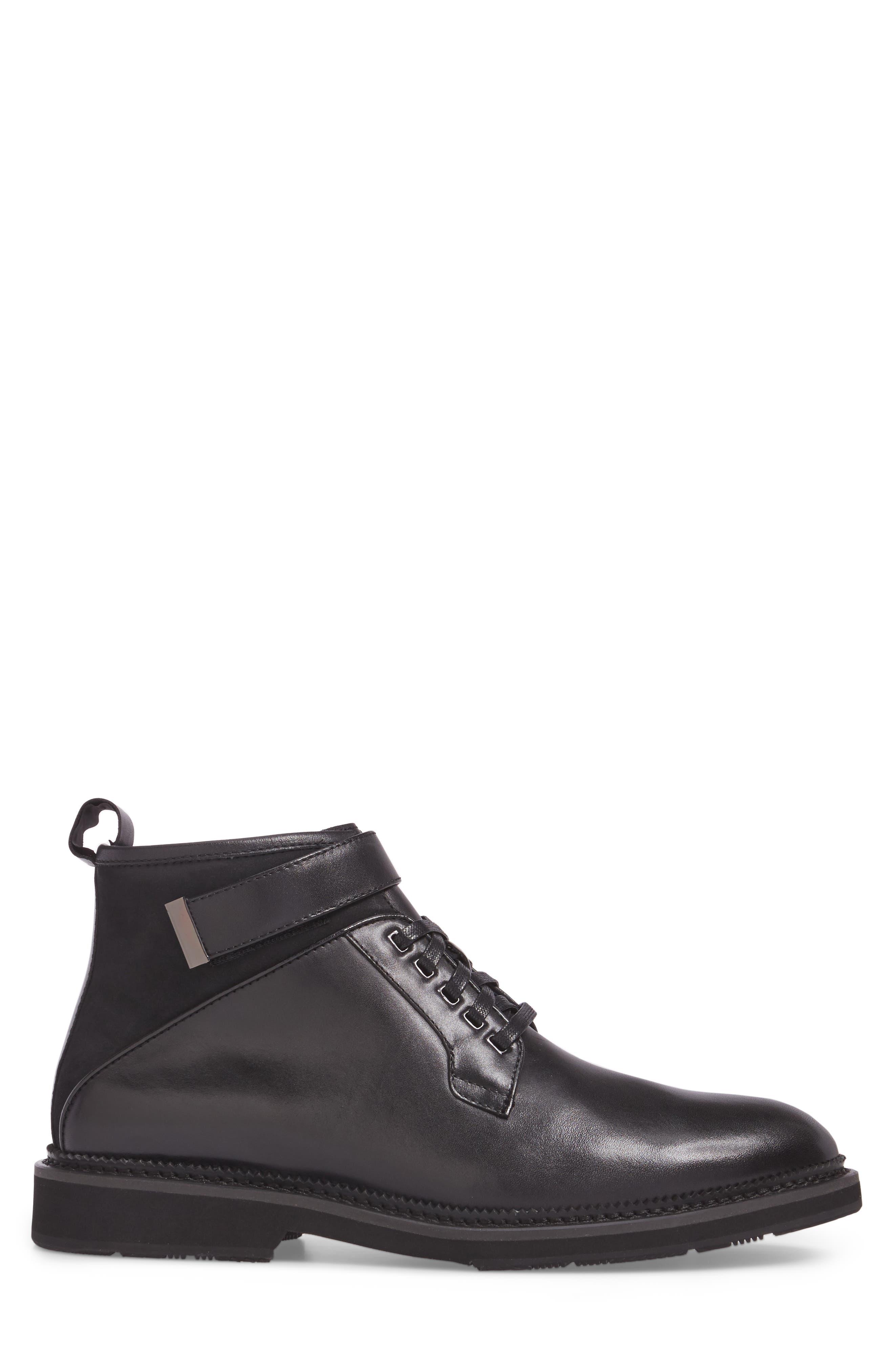 Alternate Image 3  - Zanzara Ginko Plain Toe Boot (Men)