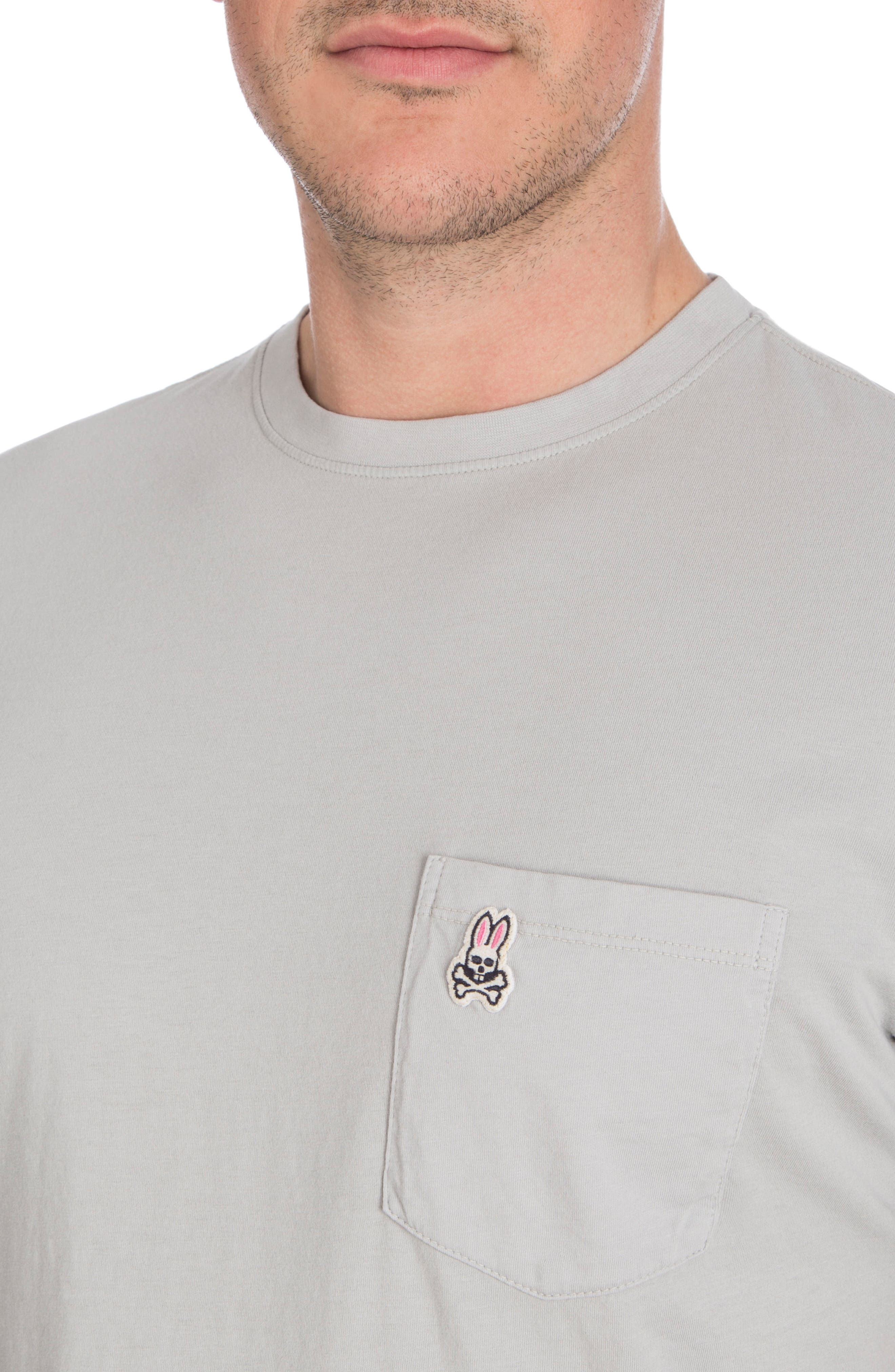 Langford Garment Dye T-Shirt,                             Alternate thumbnail 2, color,                             Alloy