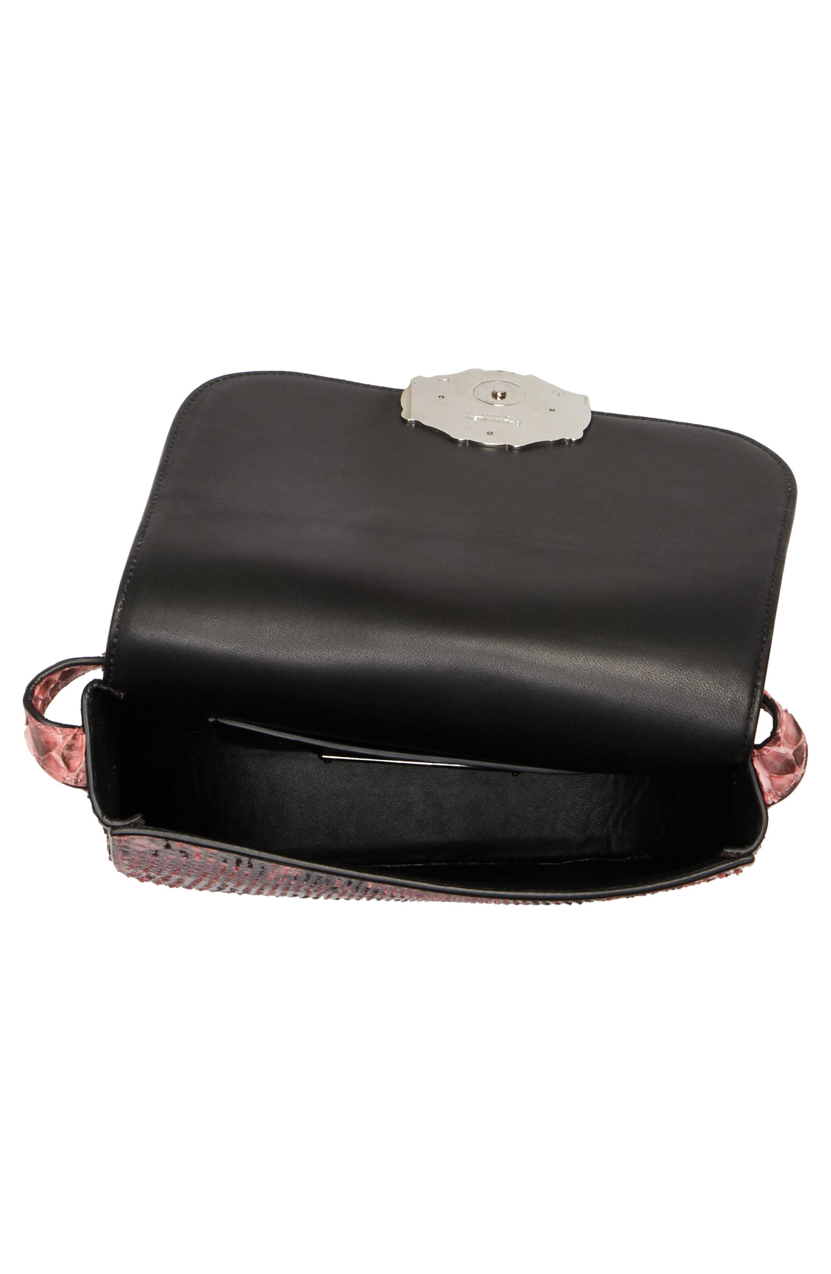 Alternate Image 4  - Calvin Klein 205W395NYC Genuine Python Shoulder Bag