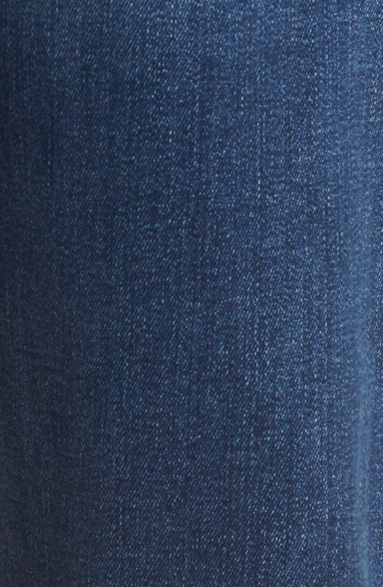 Slimmy Slim Fit Jeans,                             Alternate thumbnail 5, color,                             Union