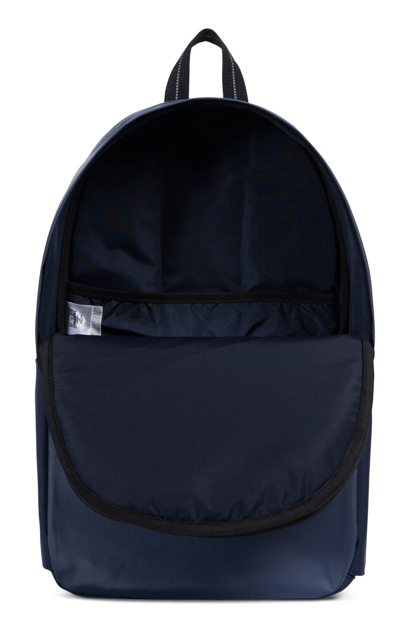 Parker Studio Collection Backpack,                             Alternate thumbnail 3, color,                             Peacoat/ Black
