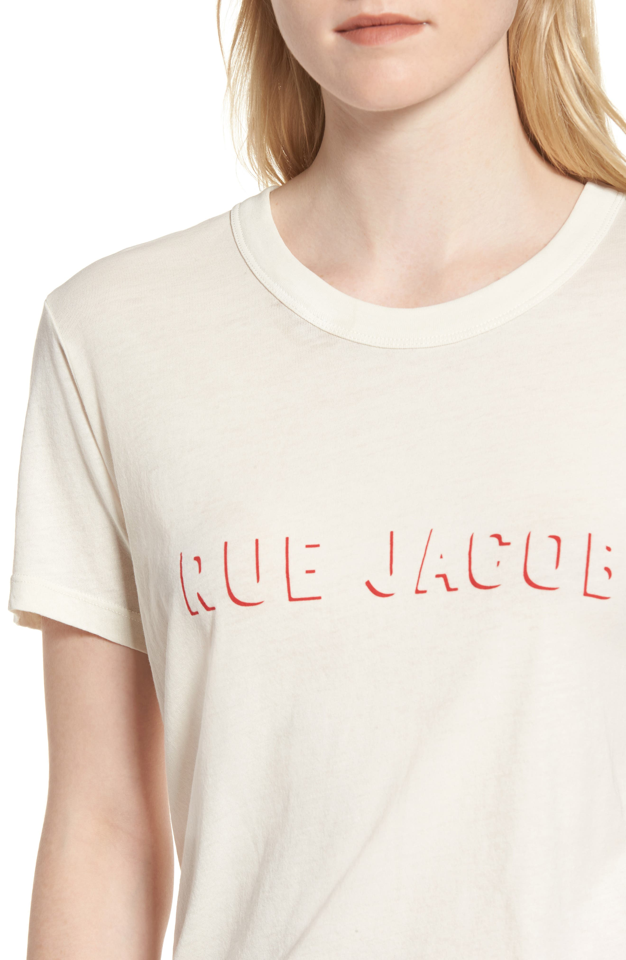 Alternate Image 4  - Sincerely Jules Rue Jacob Tee