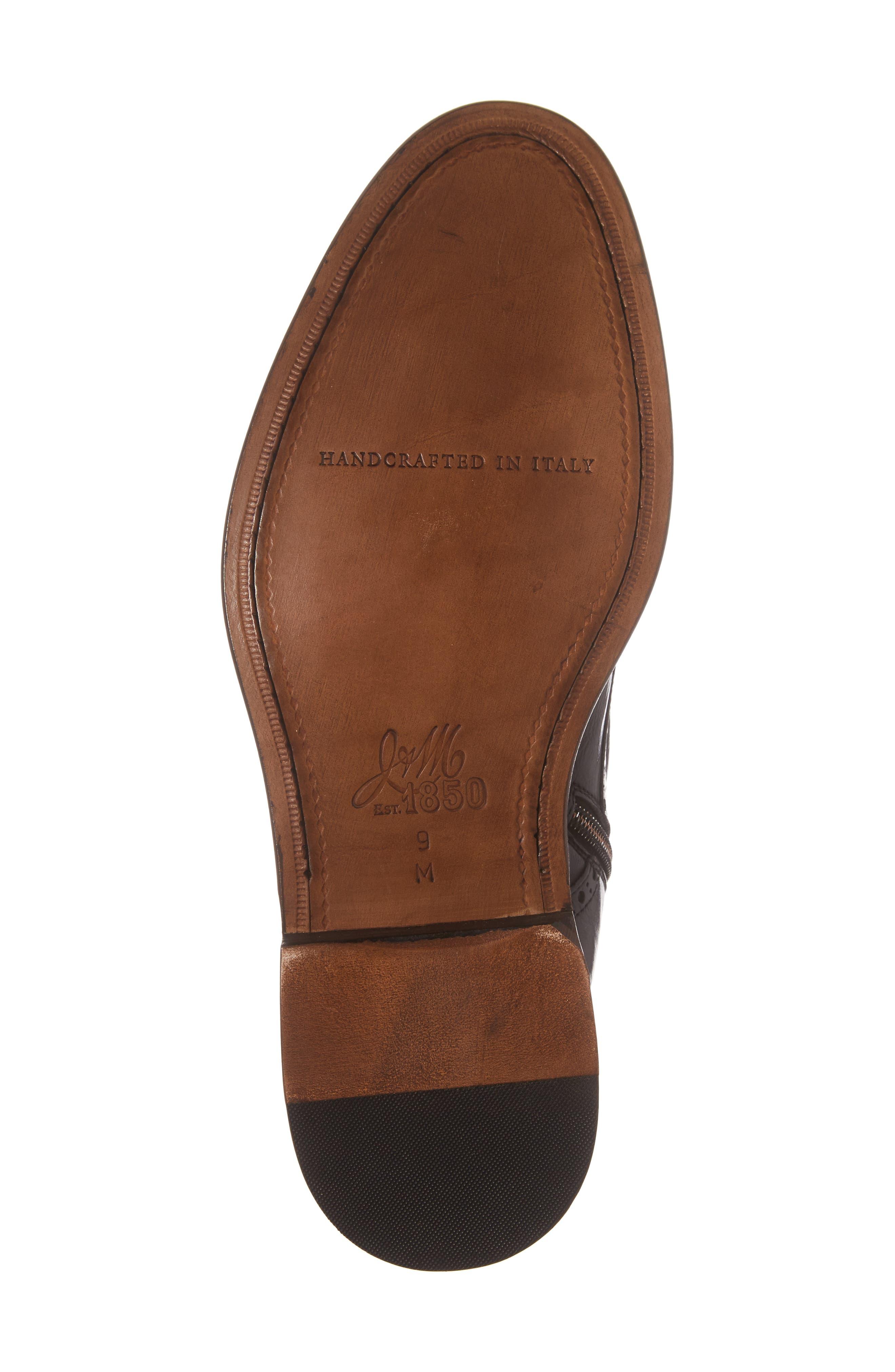 Alternate Image 6  - J&M 1850 Bryson Cap Toe Boot (Men)