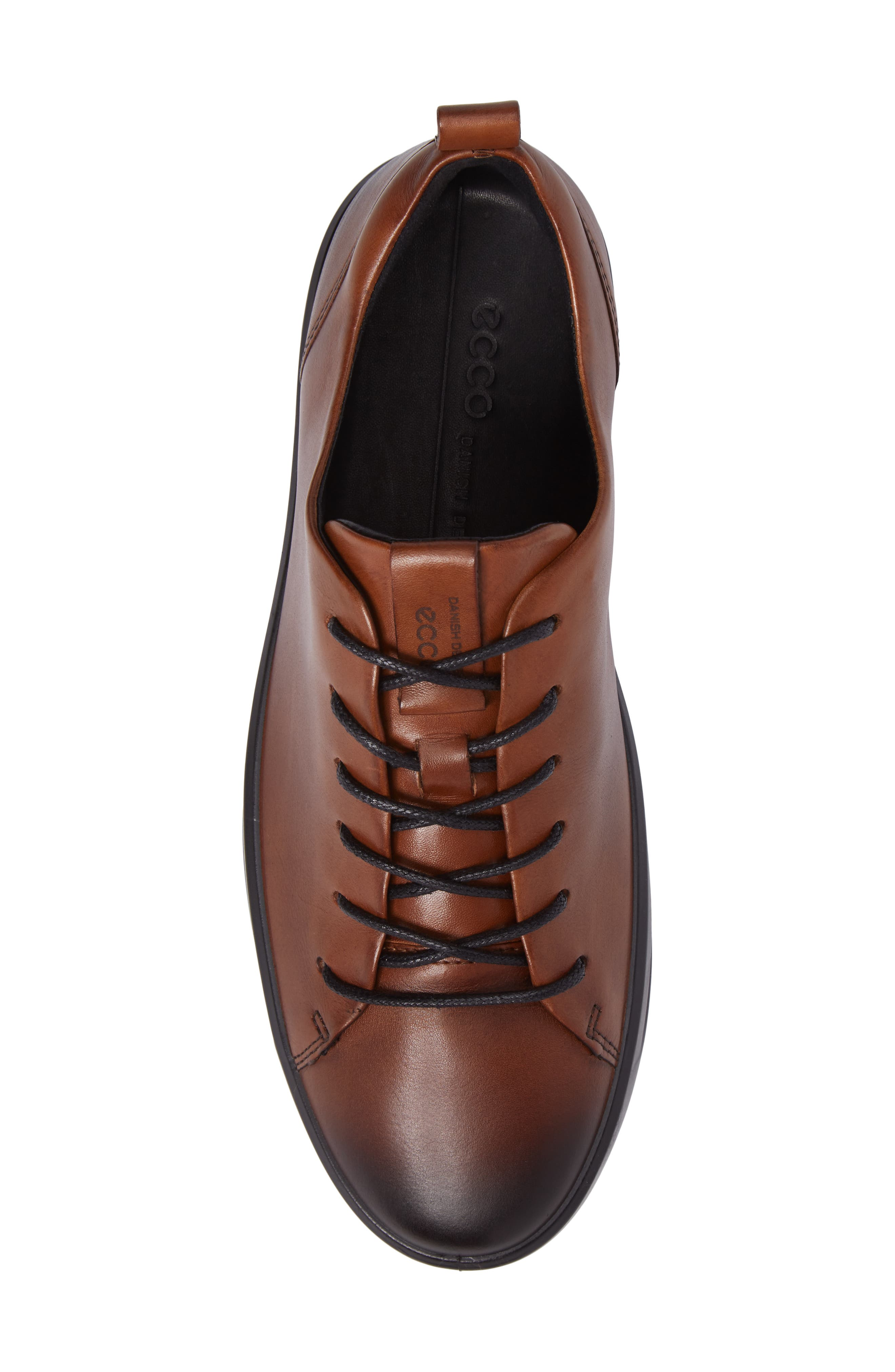Alternate Image 5  - ECCO Soft 8 Street Sneaker (Men)