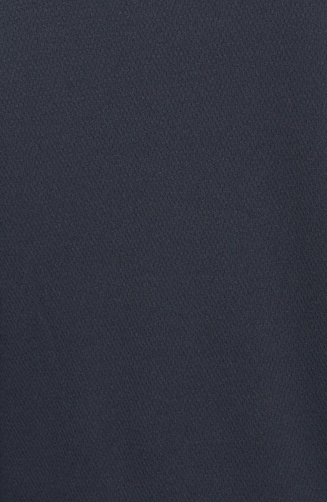 Alternate Image 3  - Cutter & Buck San Francisco 49ers - Edge DryTec Moisture Wicking Half Zip Pullover