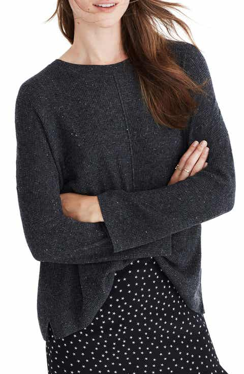 Women's Madewell Long Sleeve Sweaters | Nordstrom