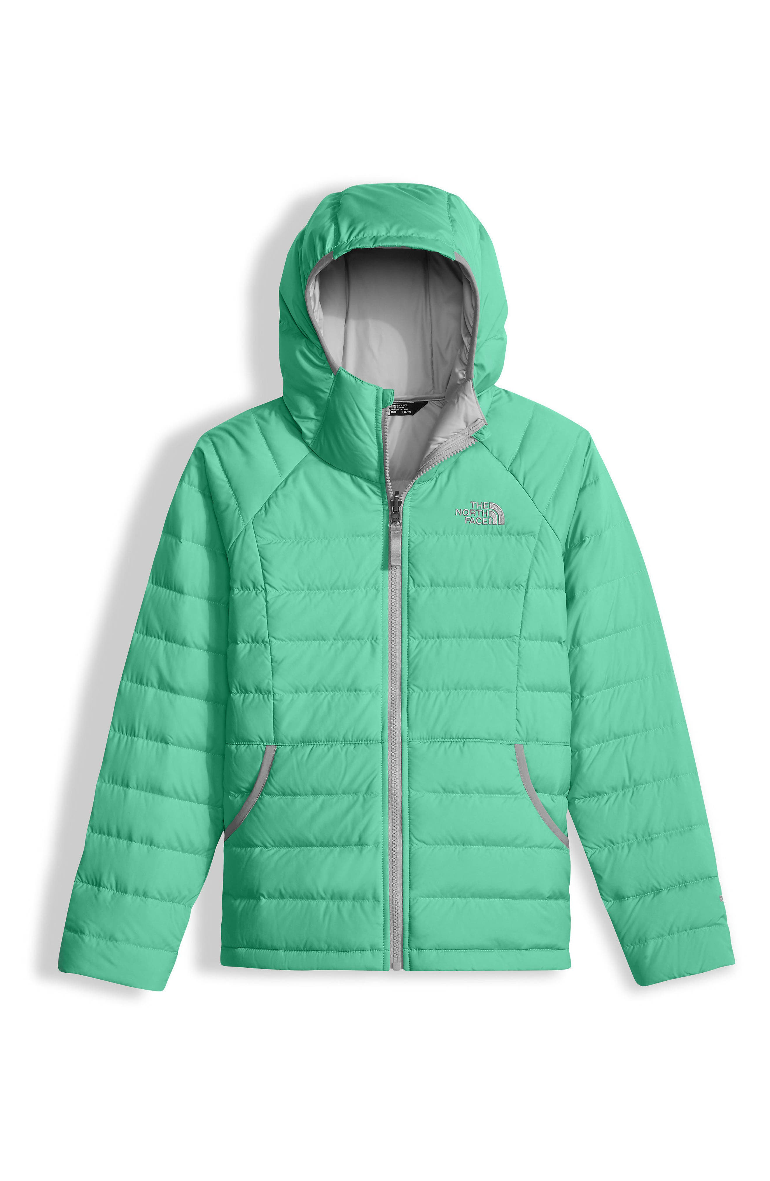 Alternate Image 2  - The North Face Double Down TriClimate® 3-in-1 Jacket (Little Girls & Big Girls)