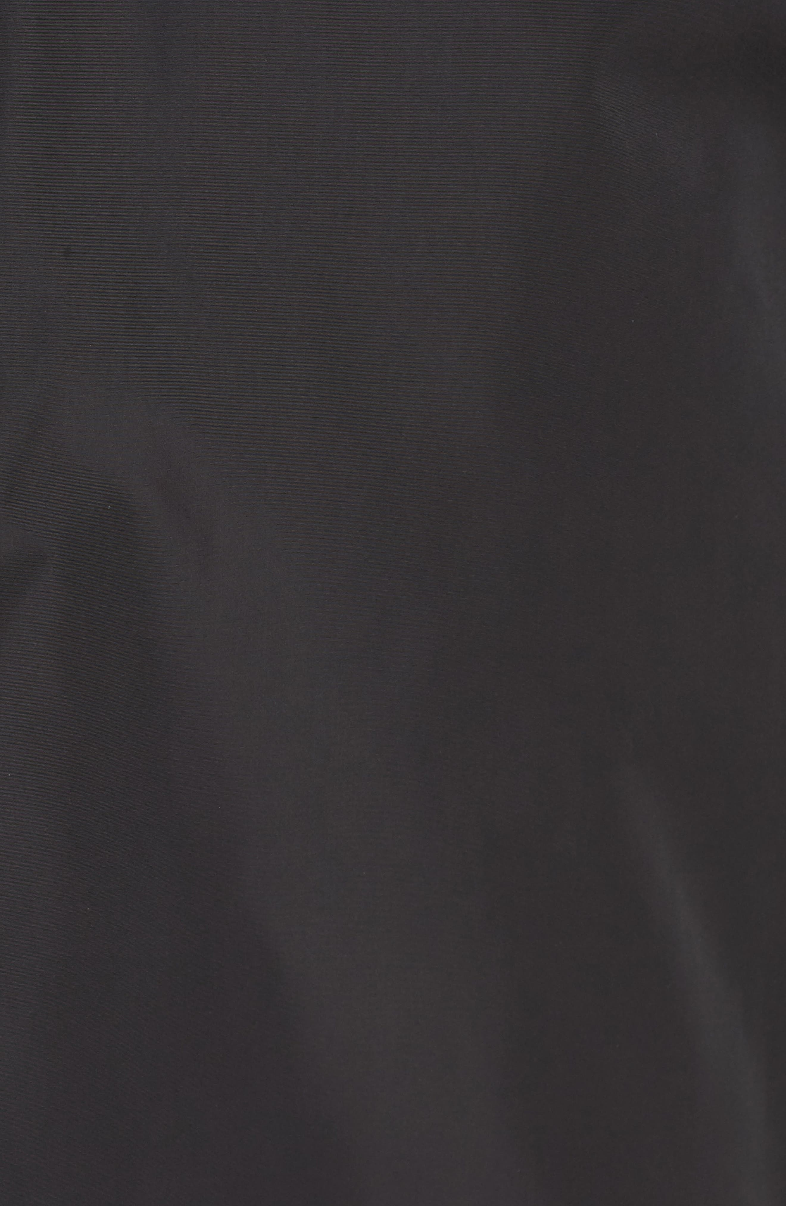 Alternate Image 5  - Via Spiga Hooded Packable Utility Coat (Plus Size)