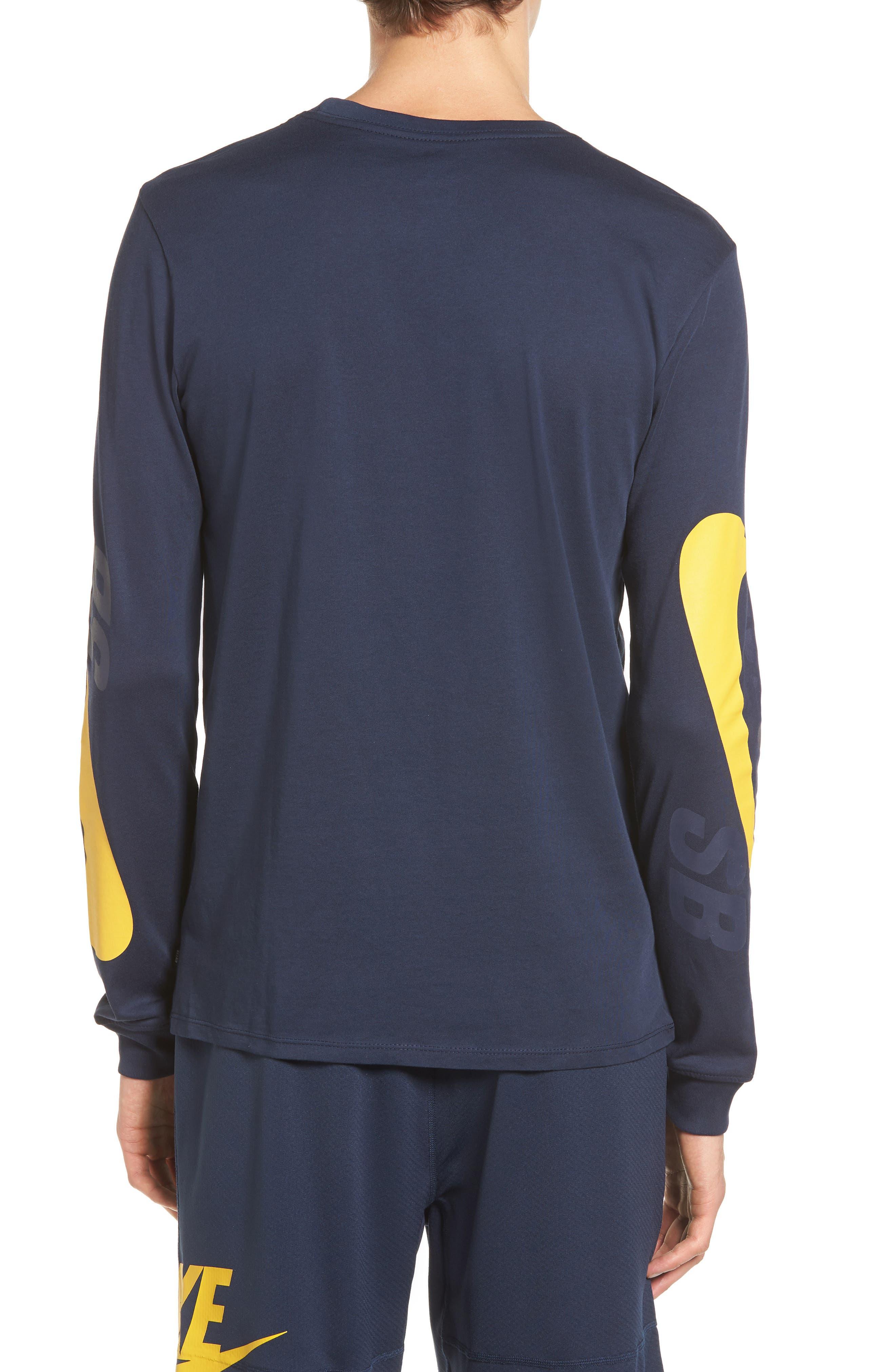Alternate Image 2  - Nike SB Logo T-Shirt