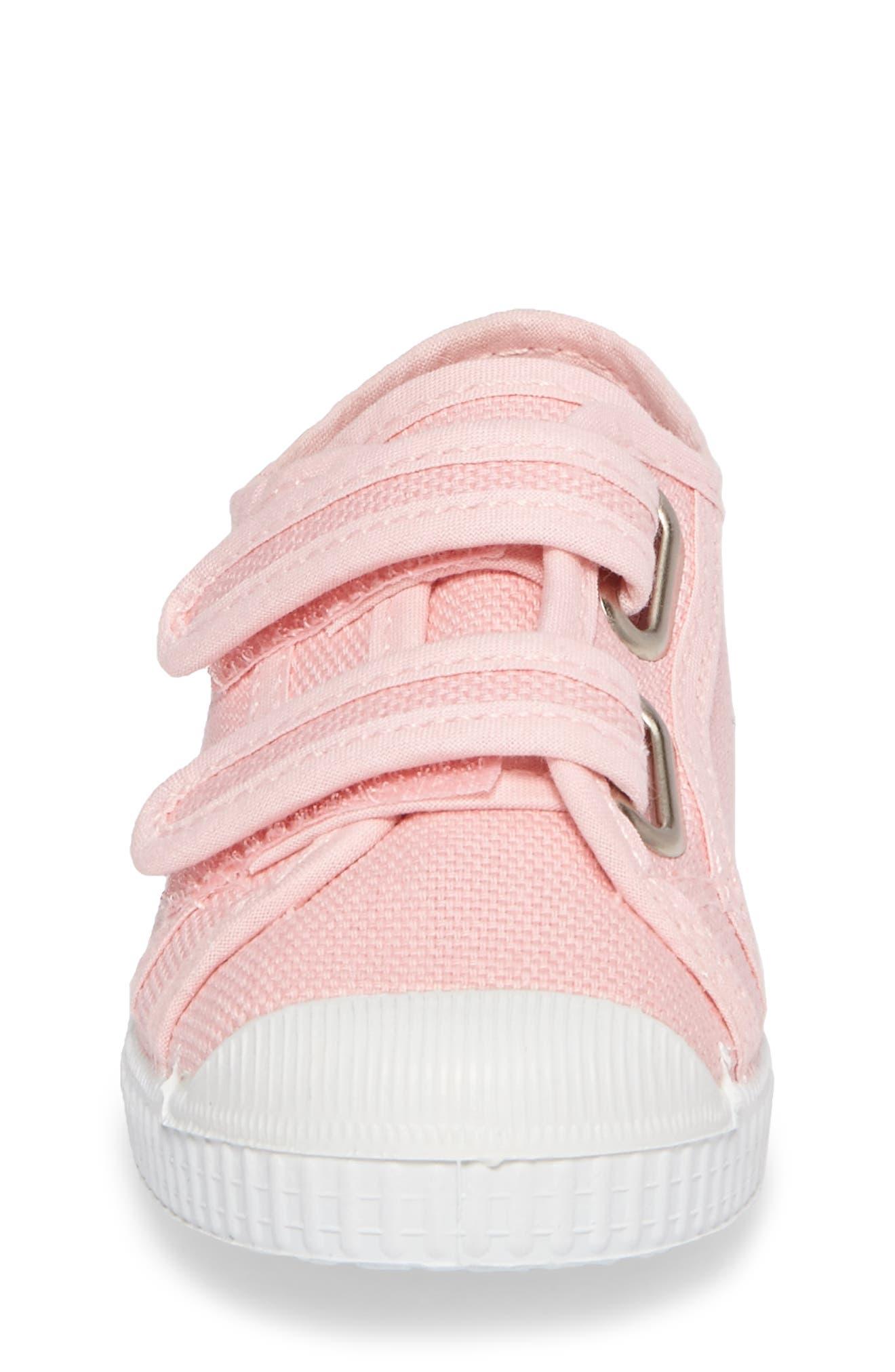 Alternate Image 4  - Cienta Canvas Sneaker (Walker & Toddler)