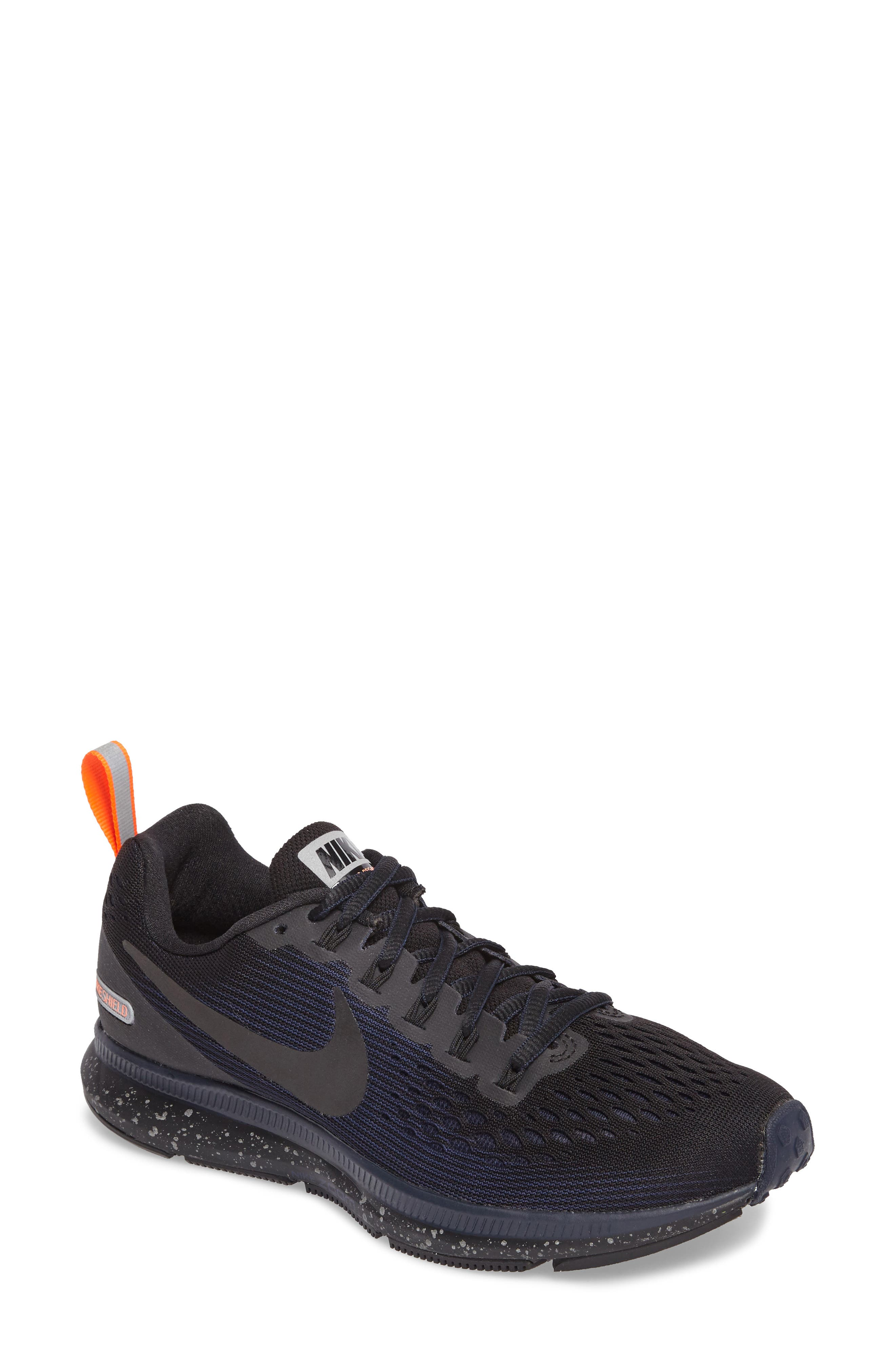 Nike Air Zoom Pegasus 34 Shield Running Shoe (Women)