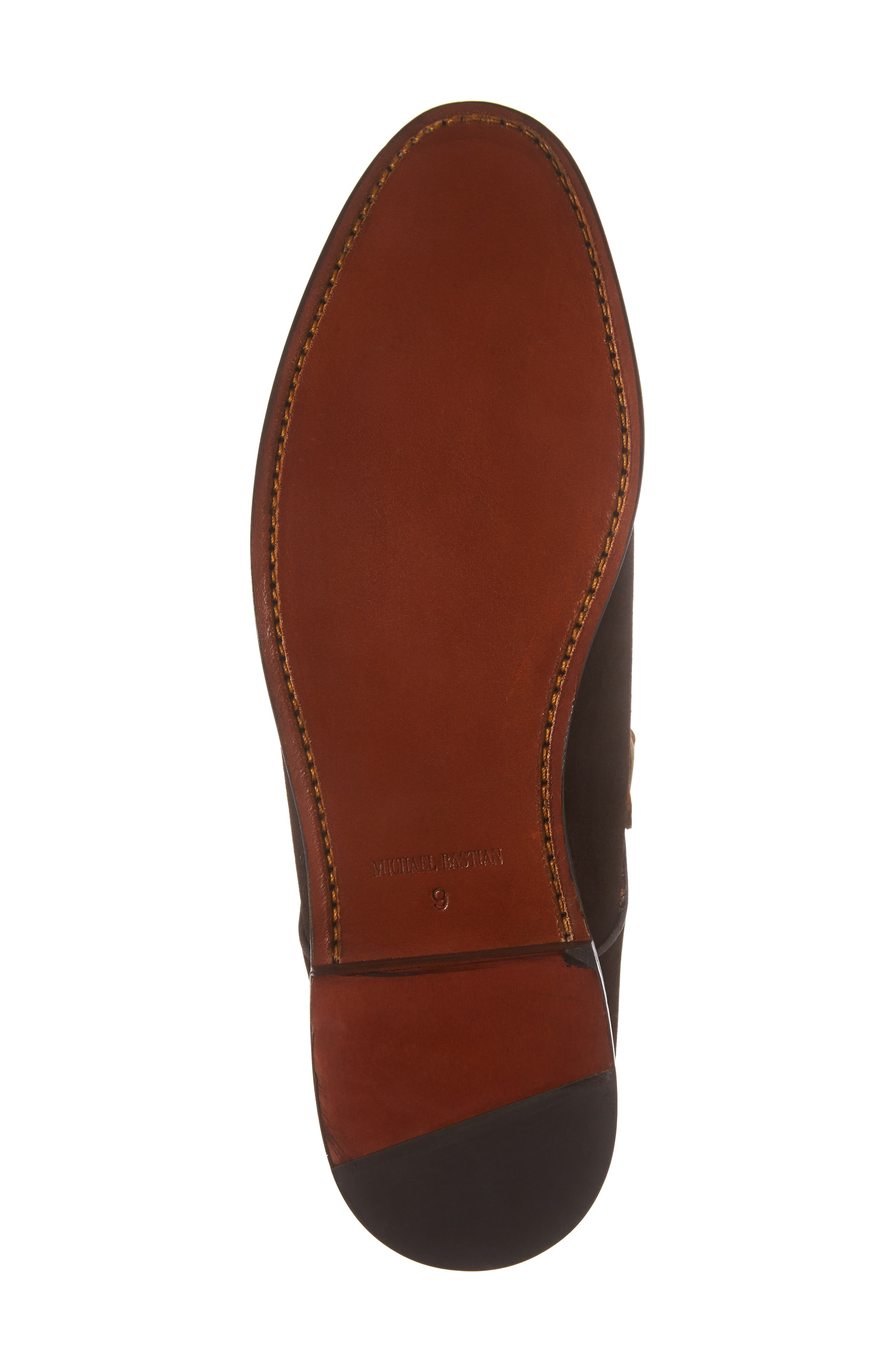 Alternate Image 6  - Michael Bastian Brando Cap Toe Monk Shoe (Men)
