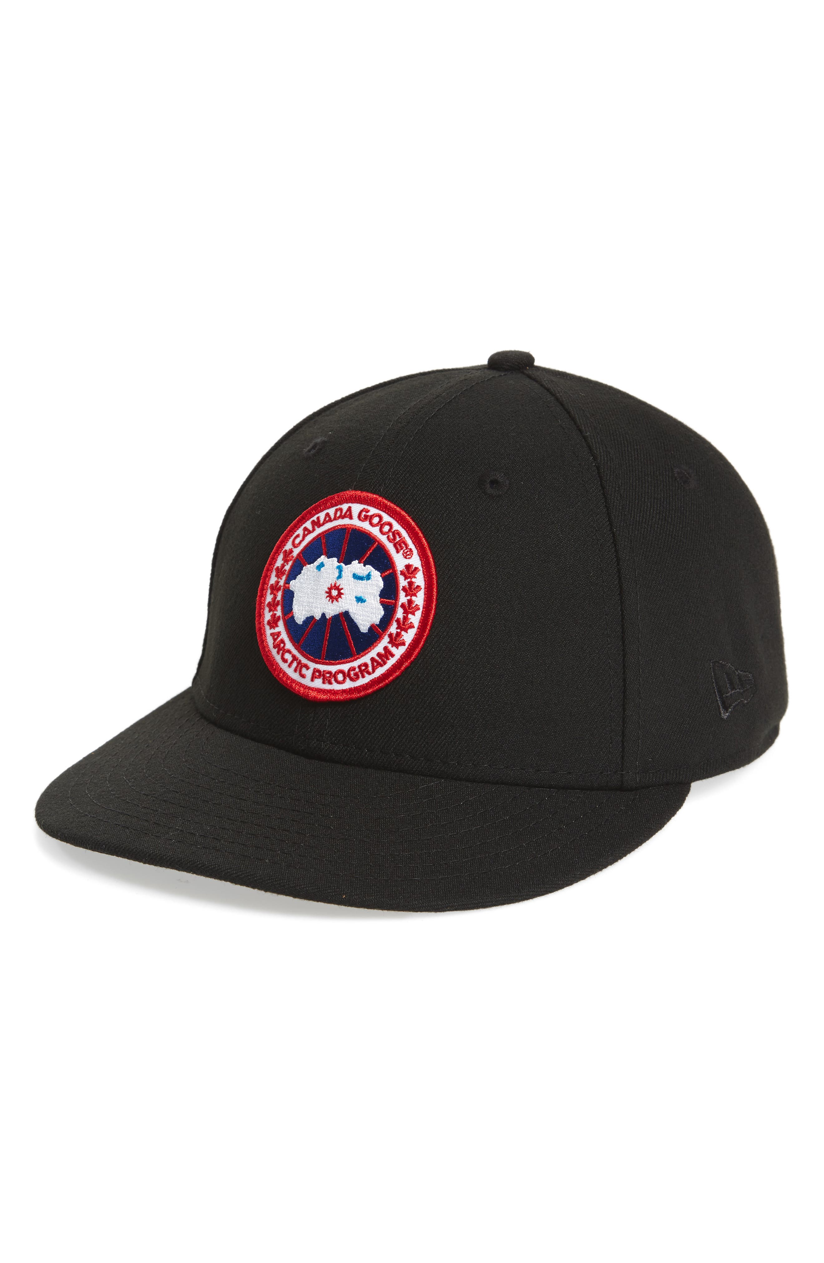 Canada Goose Core Snapback Baseball Cap