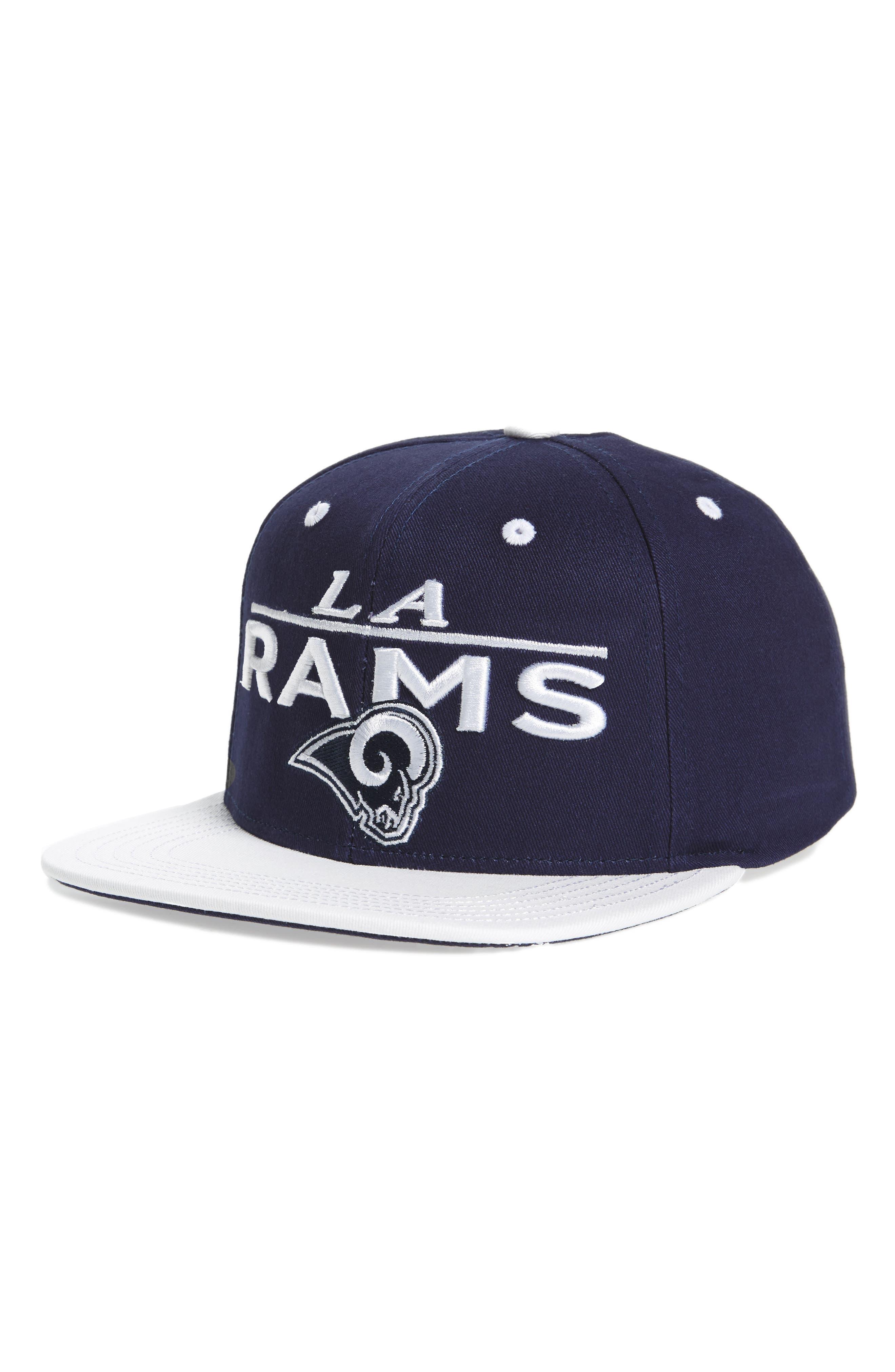 Alternate Image 1 Selected - NFL Logo Retro Bar Baseball Cap (Kids)