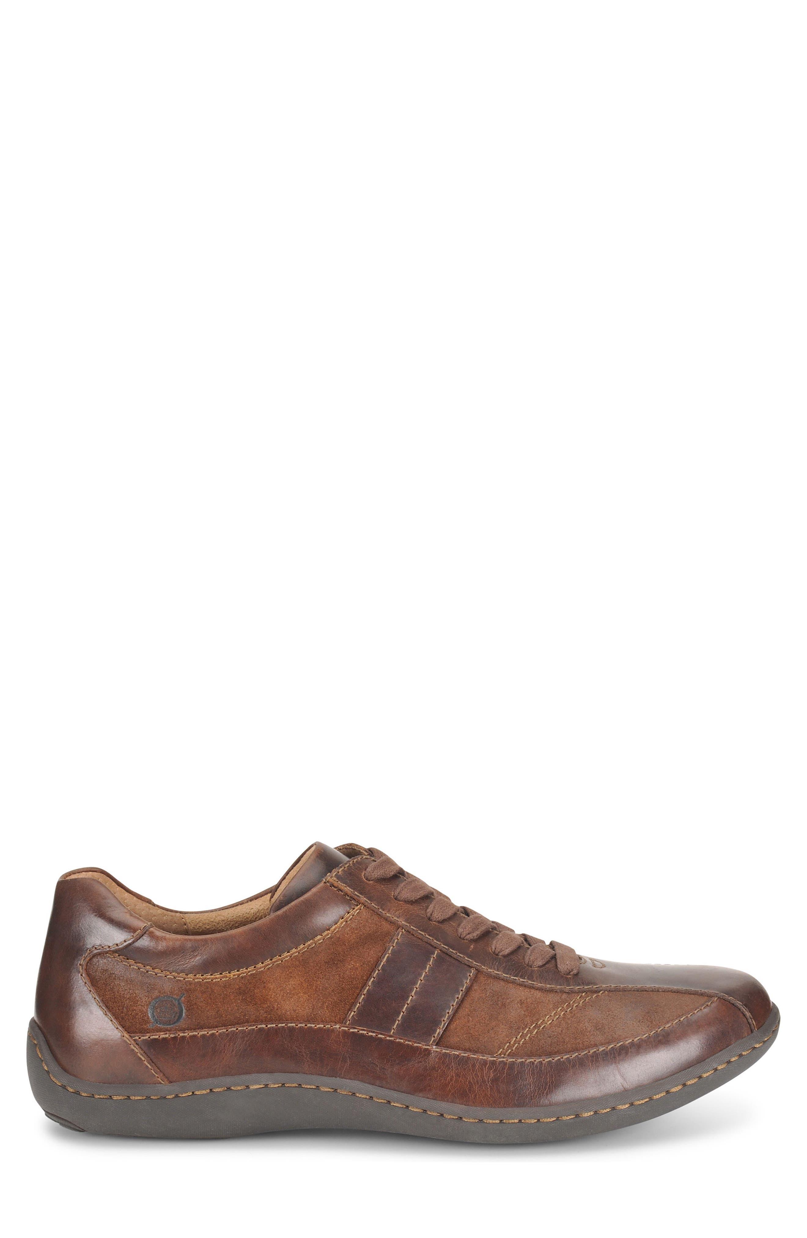 Alternate Image 3  - Børn Breves Low Top Sneaker (Men)