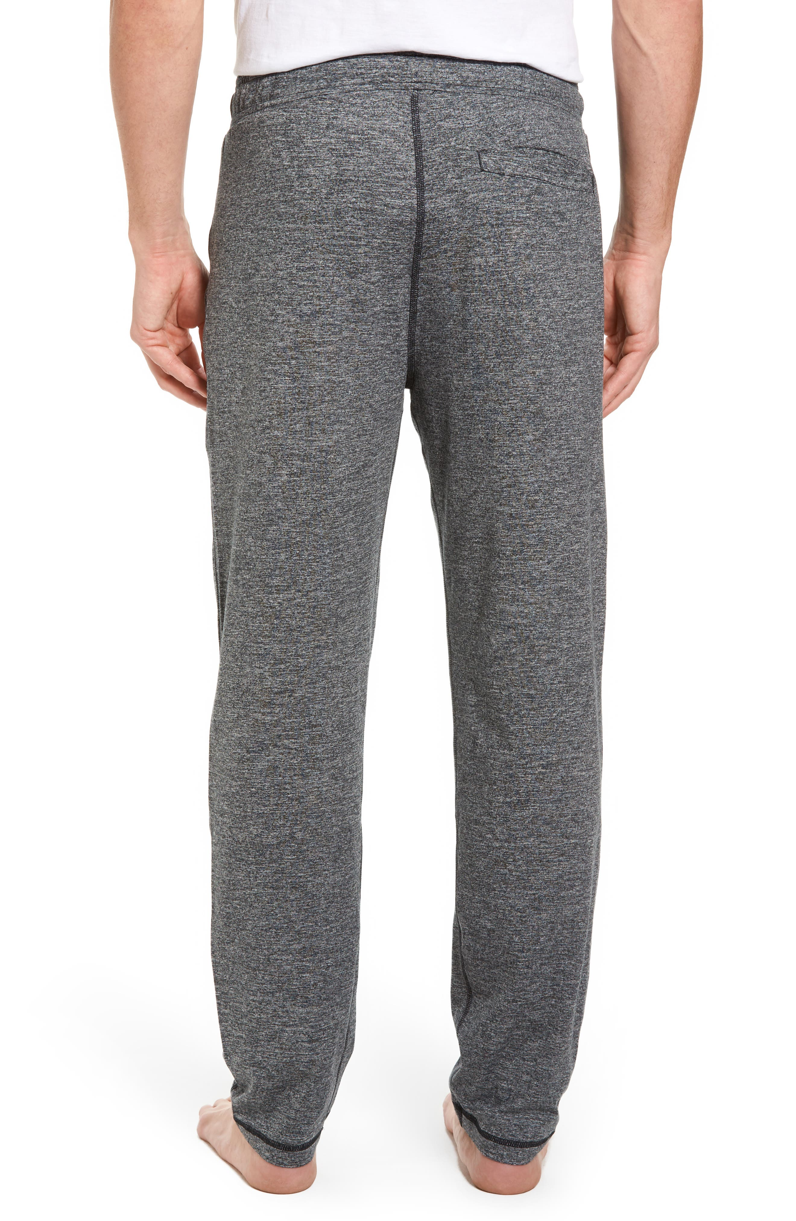 Renew Relaxed Lounge Pants,                             Alternate thumbnail 2, color,                             Grey Marl