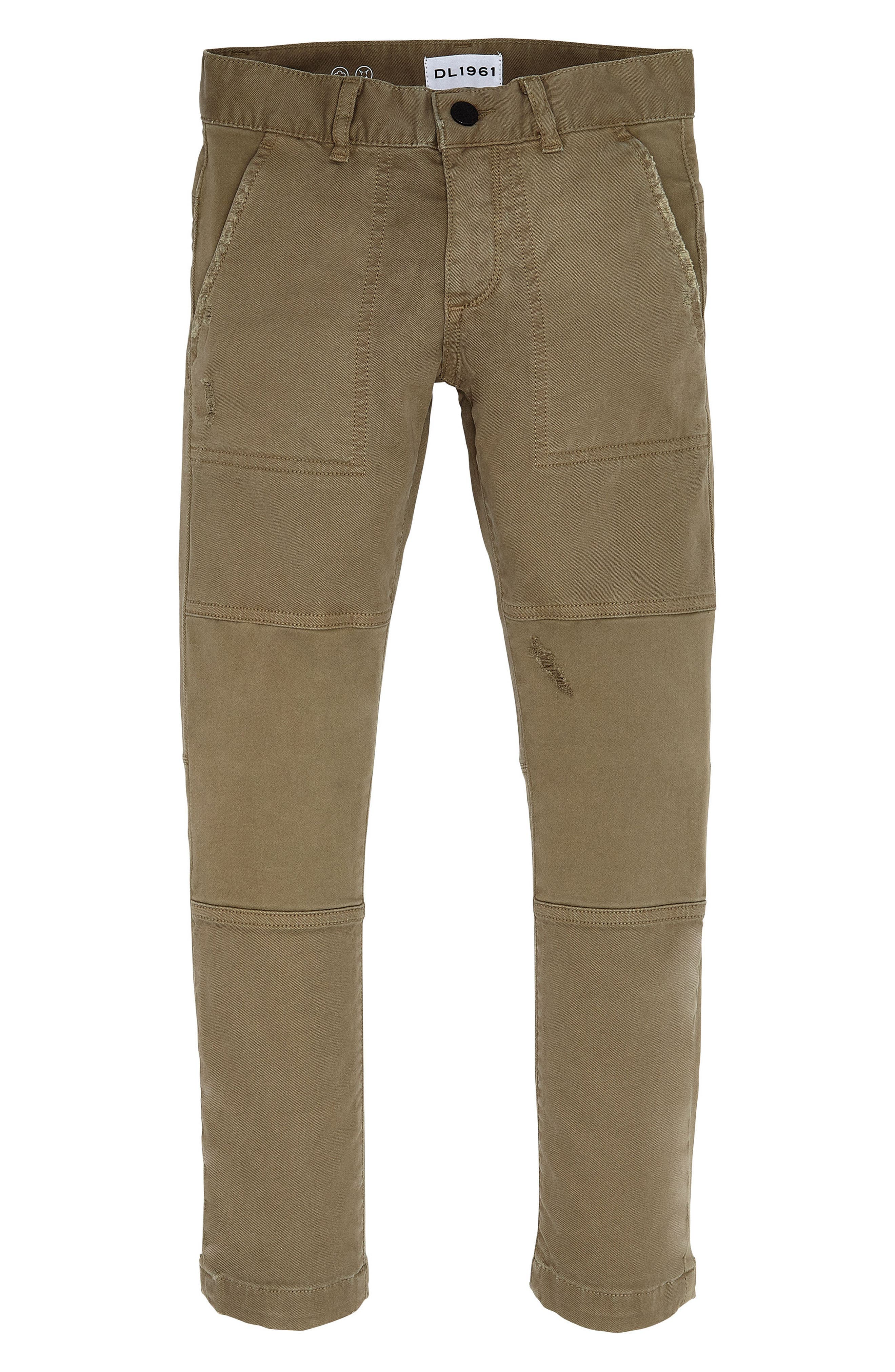 DL1961 Hawke Skinny Fit Utility Jeans (Toddler Boys & Little Boys)