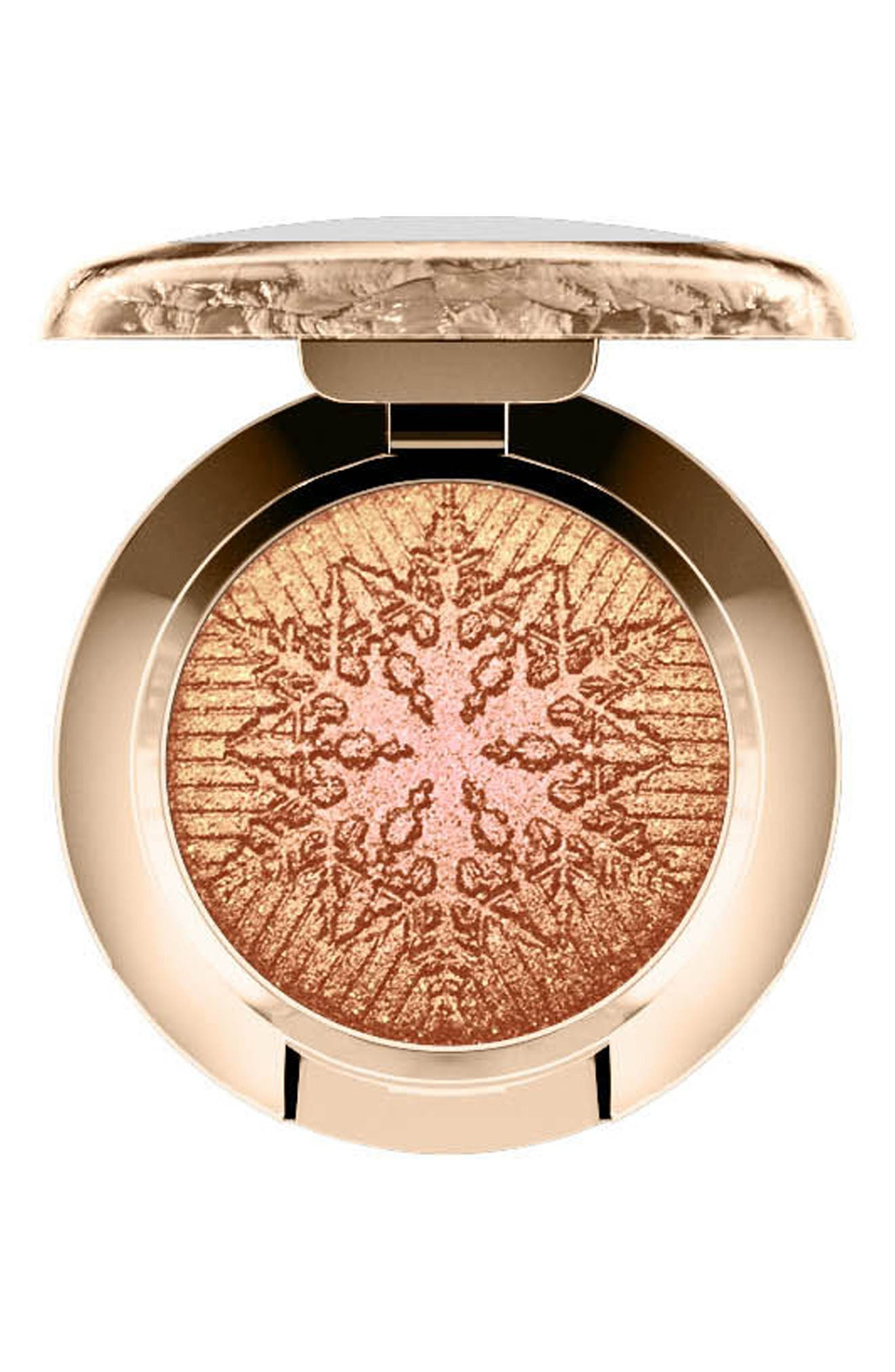 MAC Snow Ball Extra Dimension Eyeshadow,                             Main thumbnail 1, color,                             Stylishly Merry