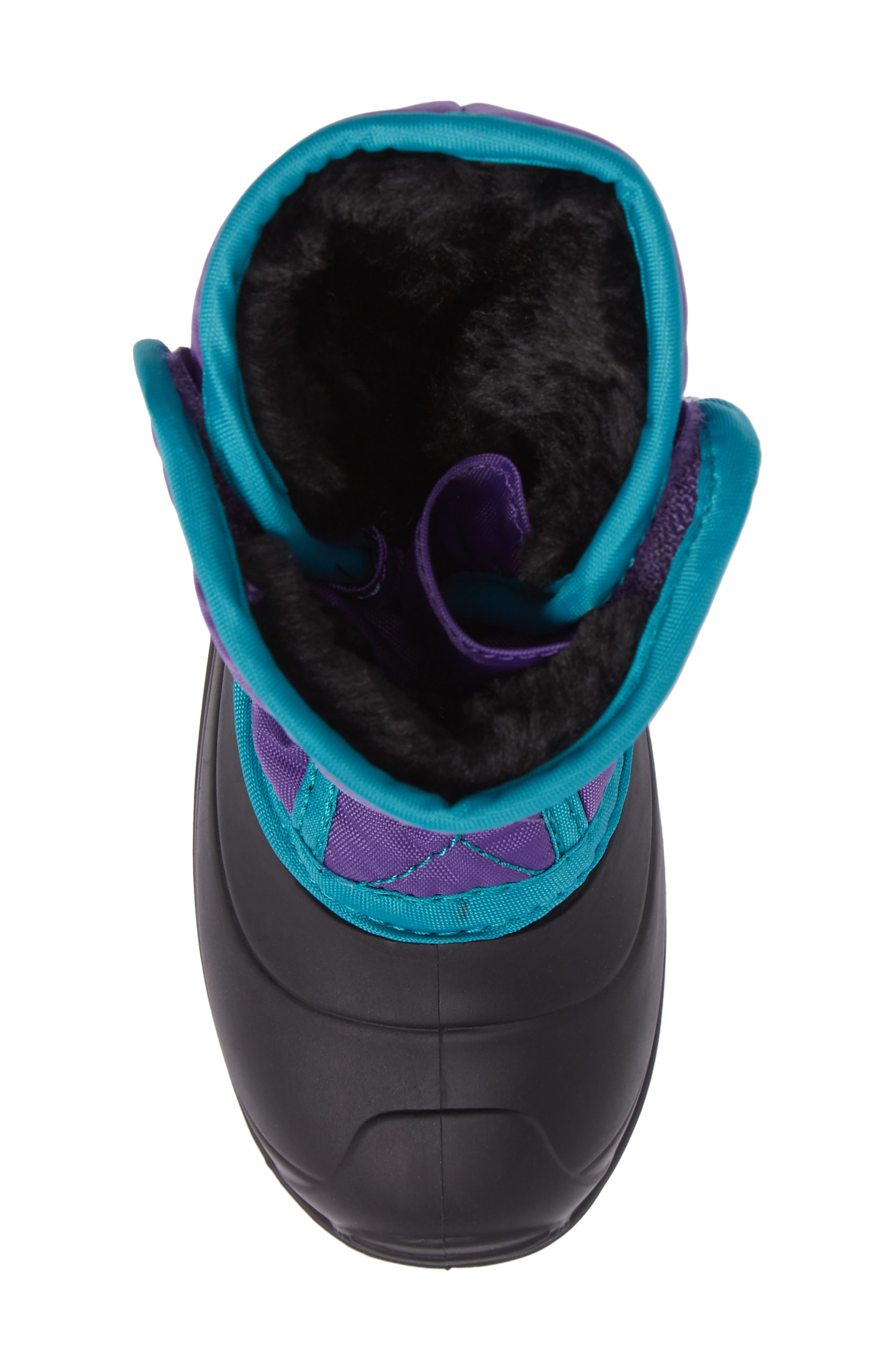 Alternate Image 5  - Kamik Pika2 Faux Fur Insulated Waterproof Snow Boot (Walker & Toddler)