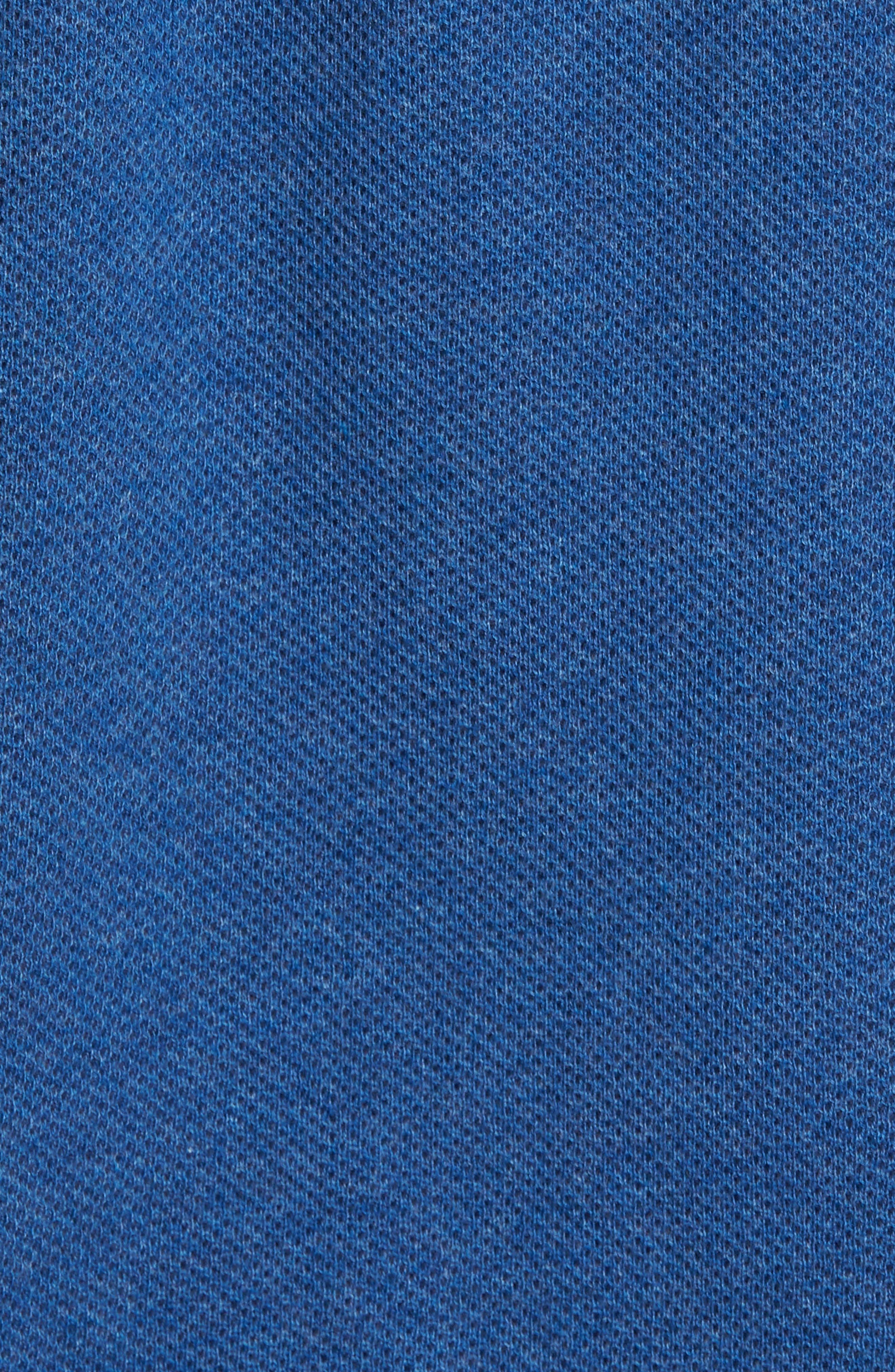 Alternate Image 5  - vineyard vines Double-Knit Quarter Zip Pullover