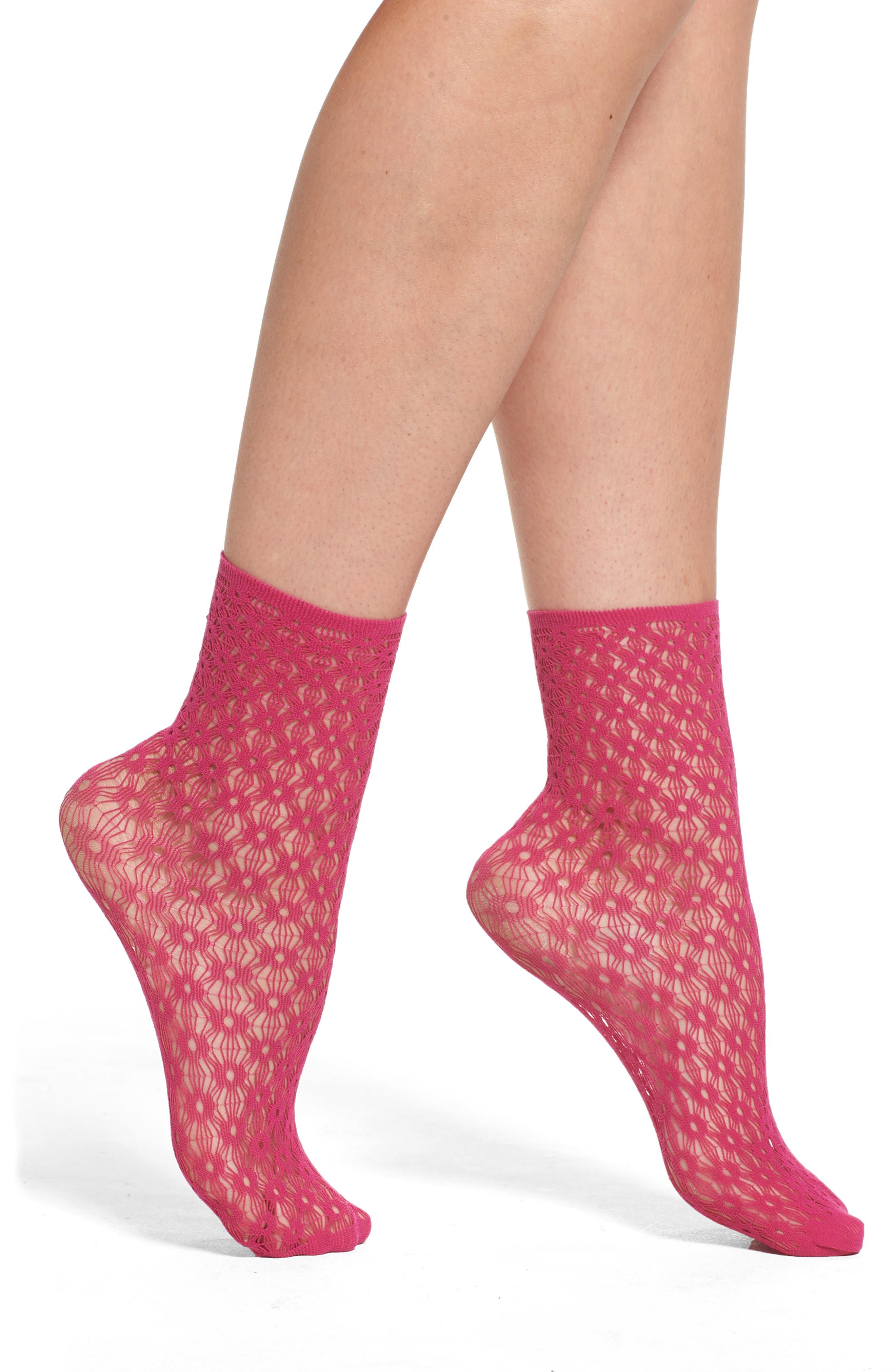 Sarah Borghi Elisa Ankle Socks