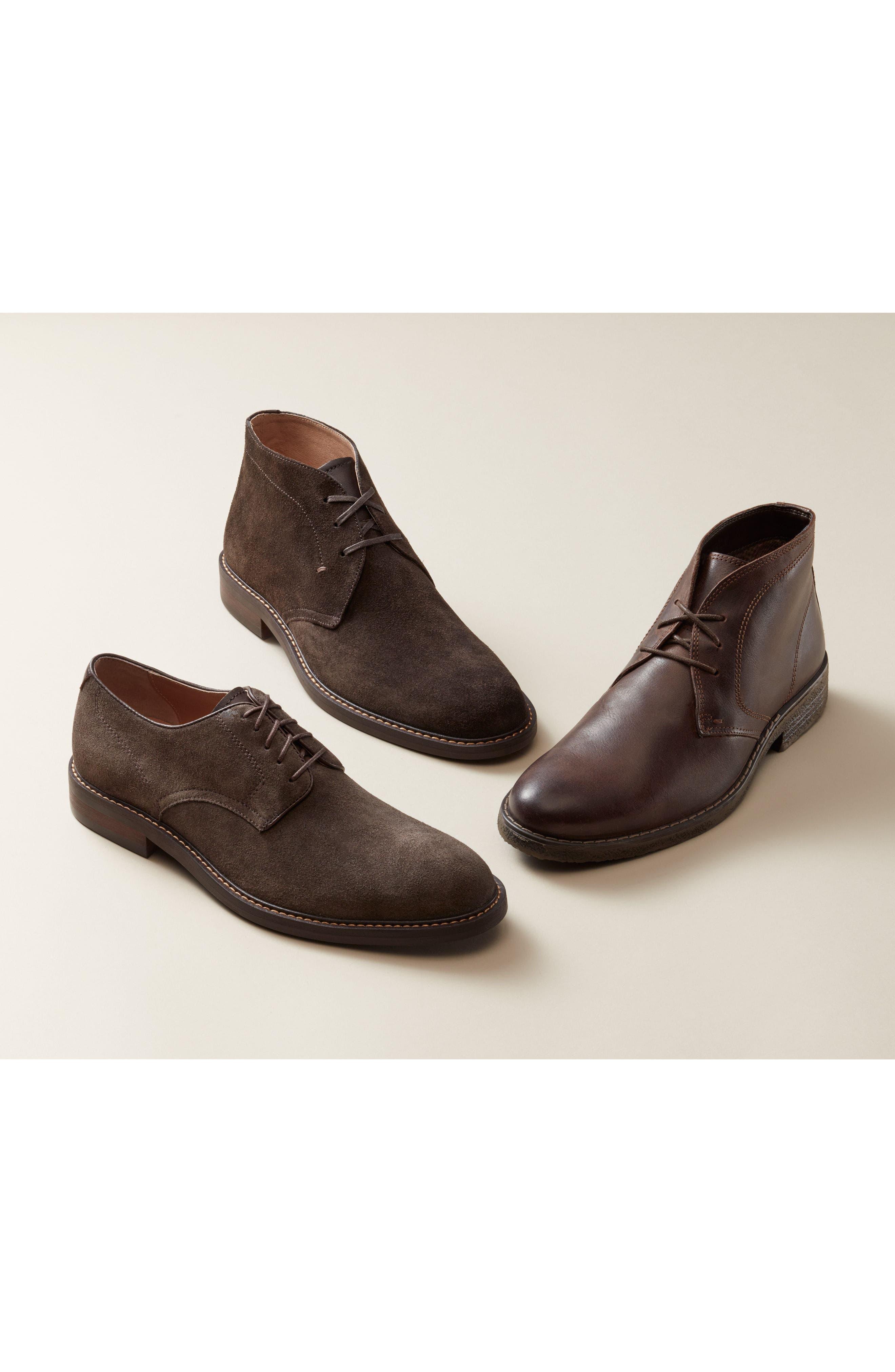 Alternate Image 9  - 1901 Byron Buck Shoe (Men)